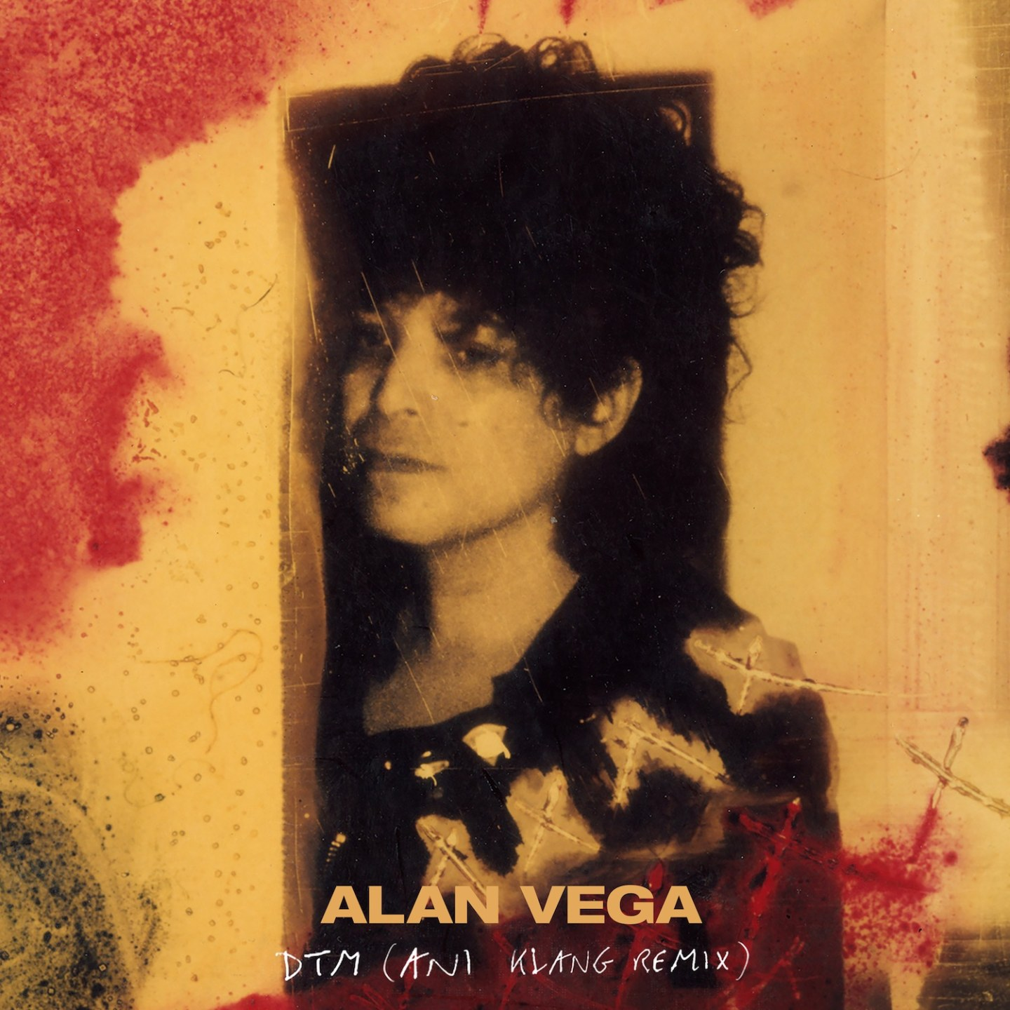 "Listen to this dizzy-sounding remix of Alan Vega's ""DTM"""