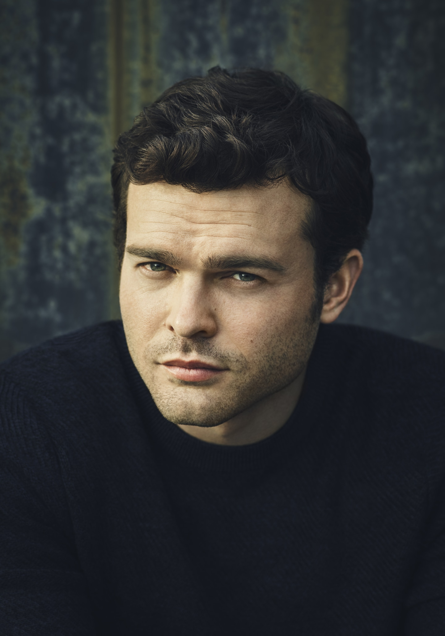 Alden Ehrenreich can be your intergalactic hero