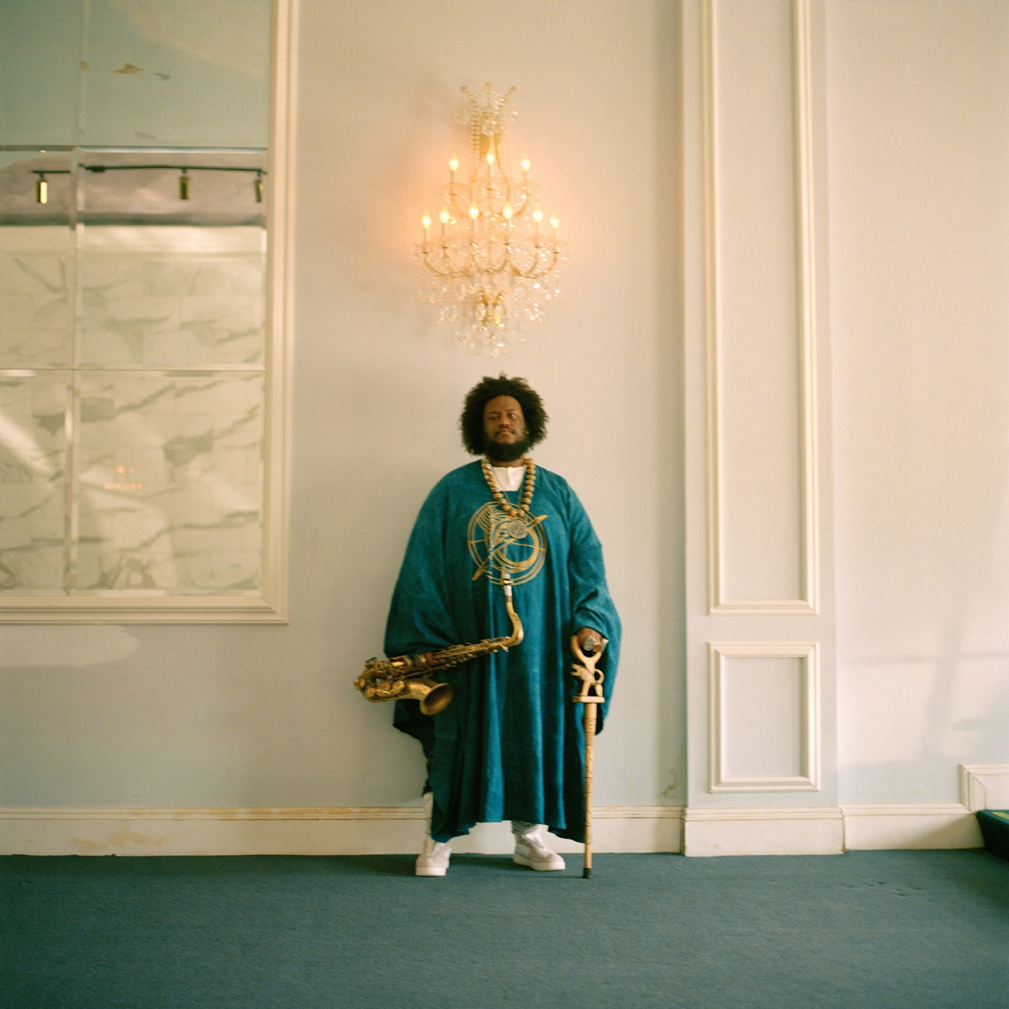 A candid conversation with the very wise Kamasi Washington