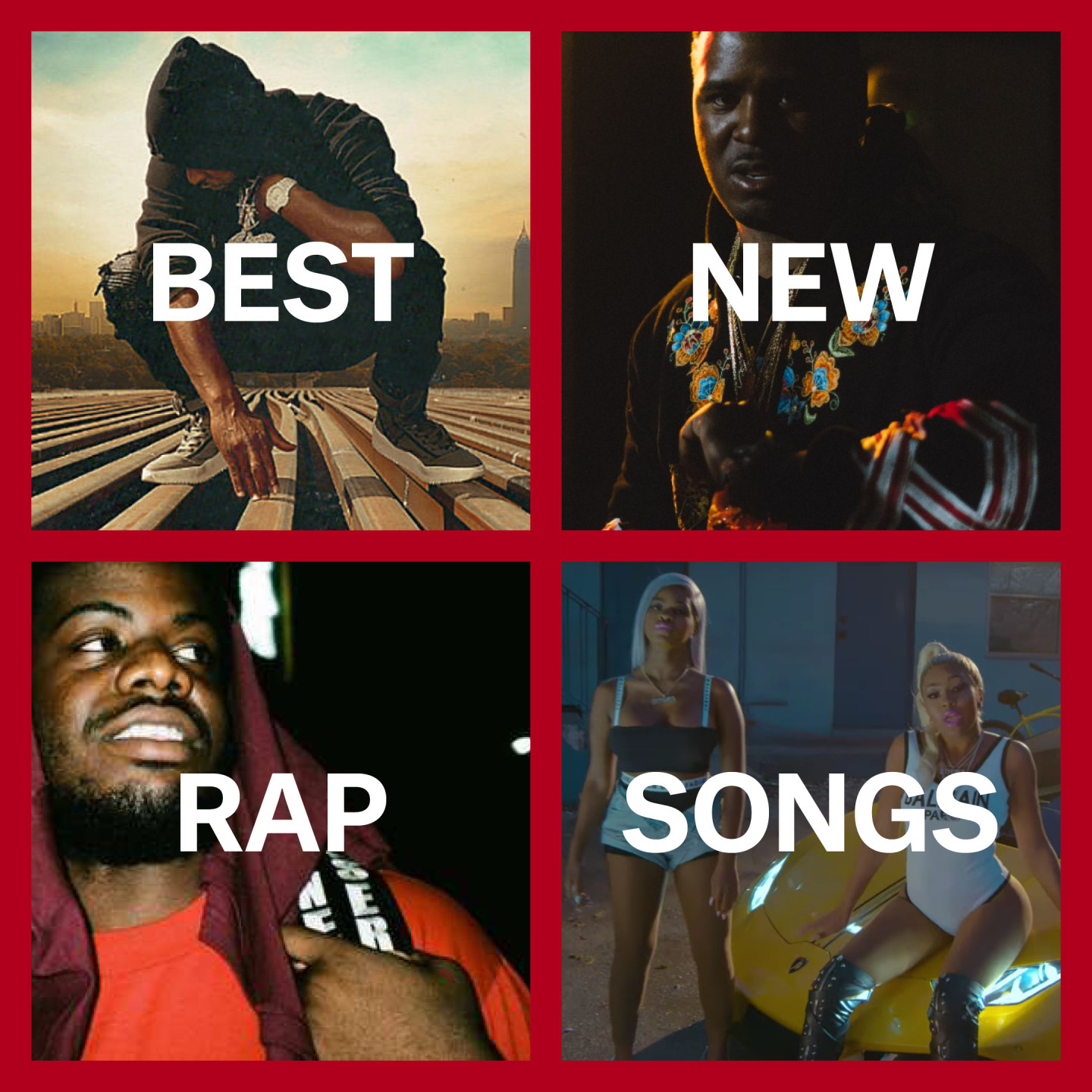 Warriors Come Out To Play Rap Song: The 10 Best New Rap Songs Right Now