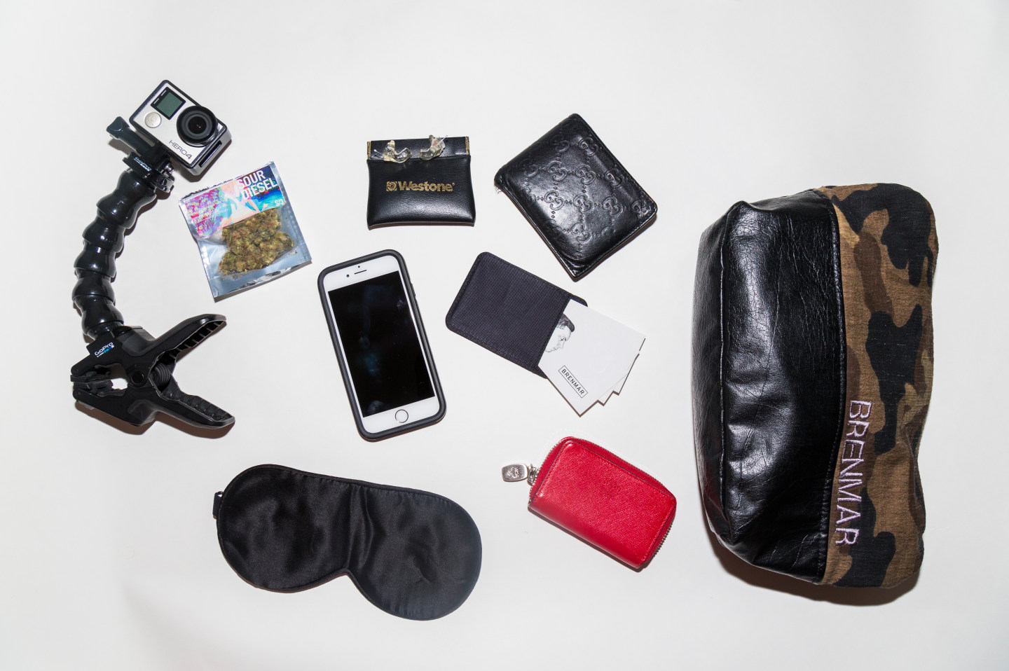 The Things I Carry: Brenmar