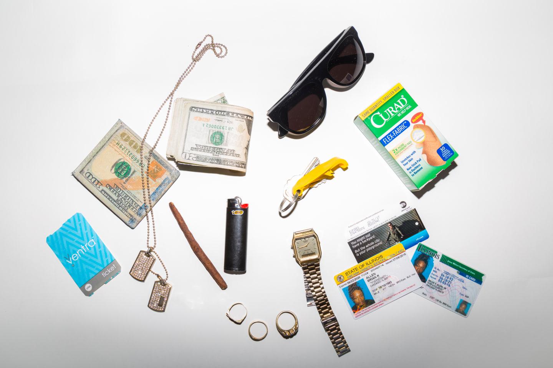 The Things I Carry: Brian Fresco