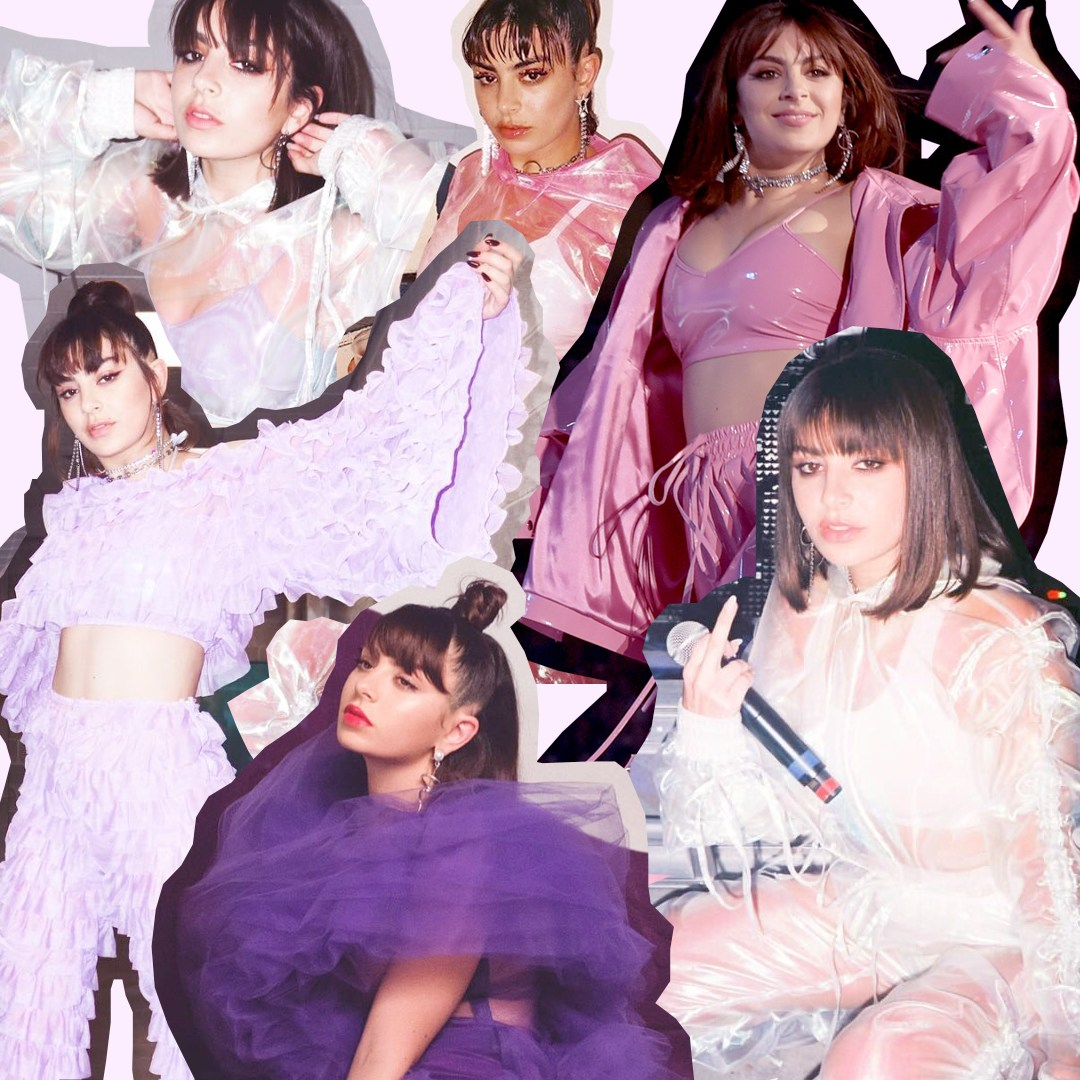 Meet Rebecca Grice, the stylist bringing Charli XCX's futuristic fashion ideas to life