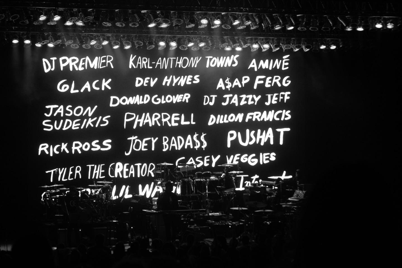 The Mac Miller benefit concert was honest and tender