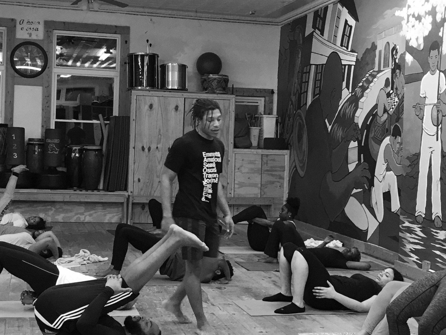 How This Trap Yoga Studio Became A Sanctuary For Black People