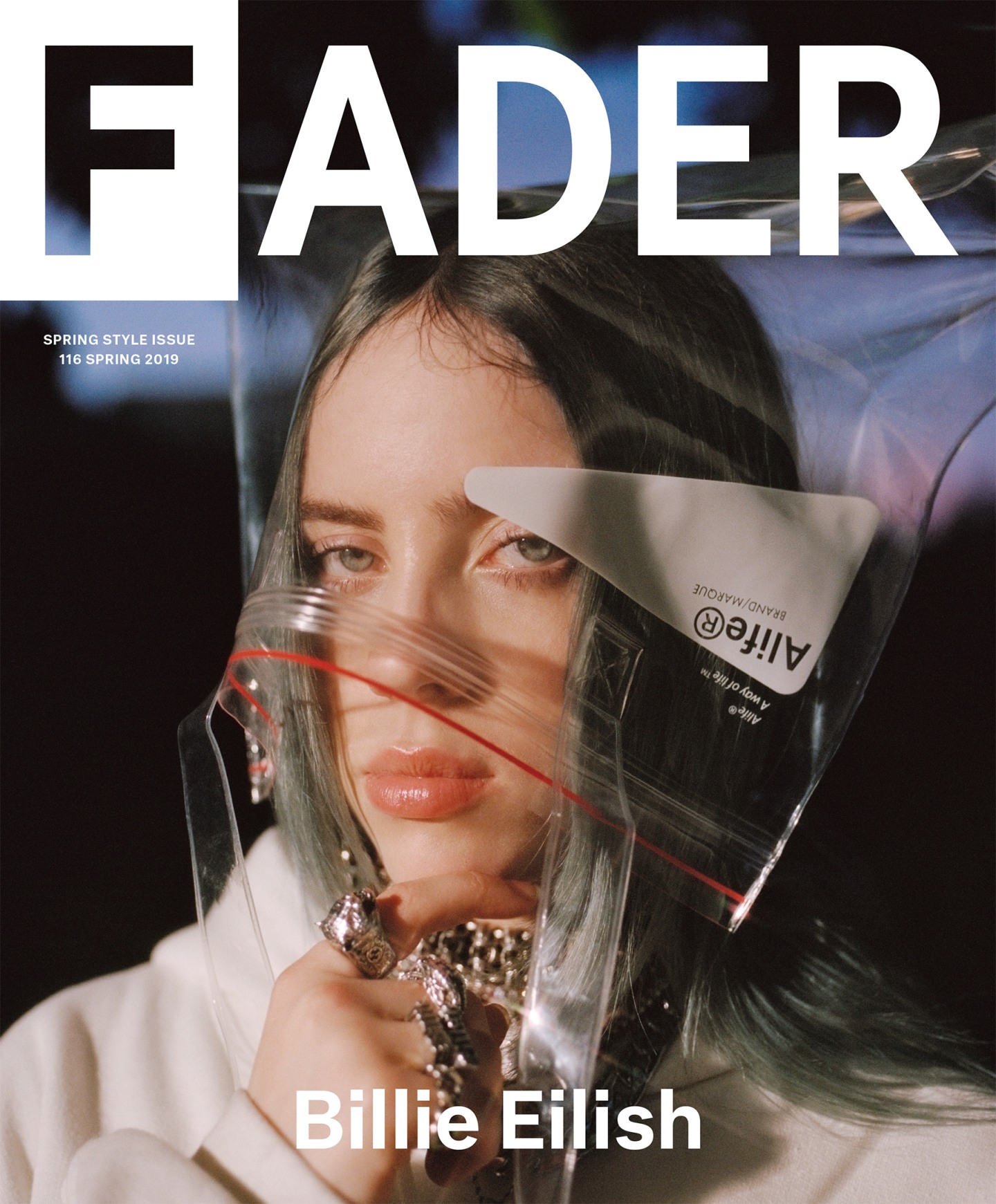Who S Billie Eilish The Fader