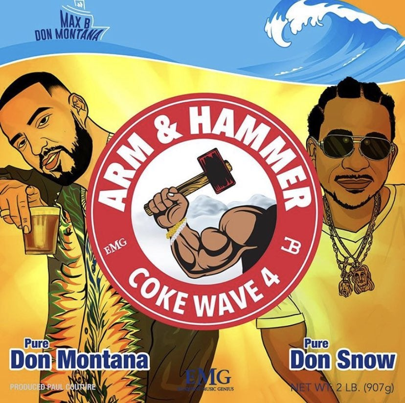 Max B and French Montana's <i>Coke Wave 4</i> frames their catalog as canon