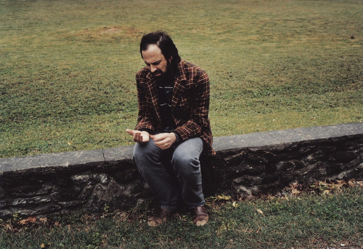 The FADER's 2005 interview with David Berman