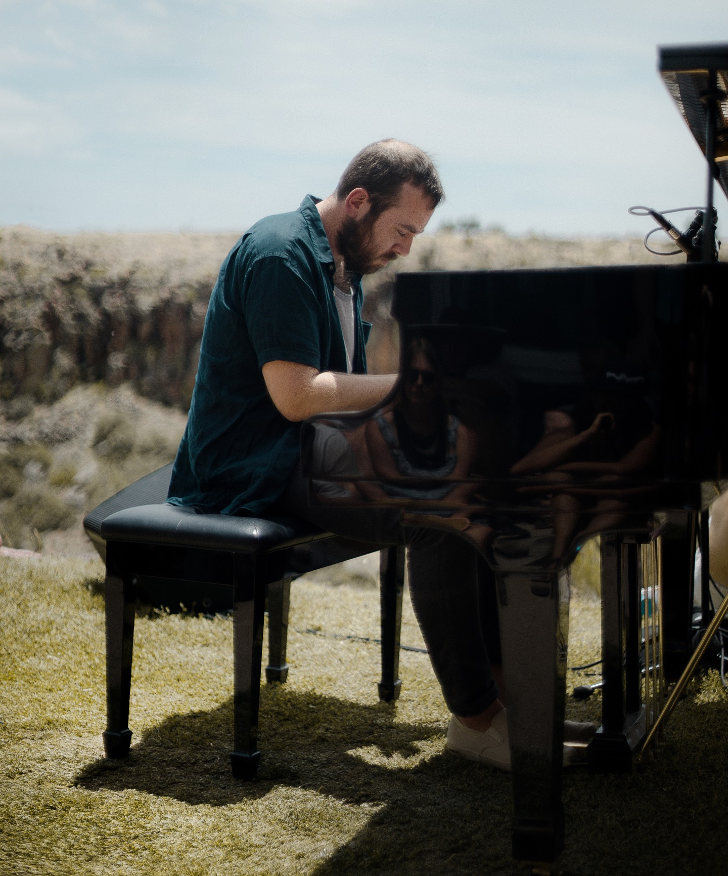 17 Pianos Helped Make The New Bing & Ruth Album. Here's The Story Behind Them.
