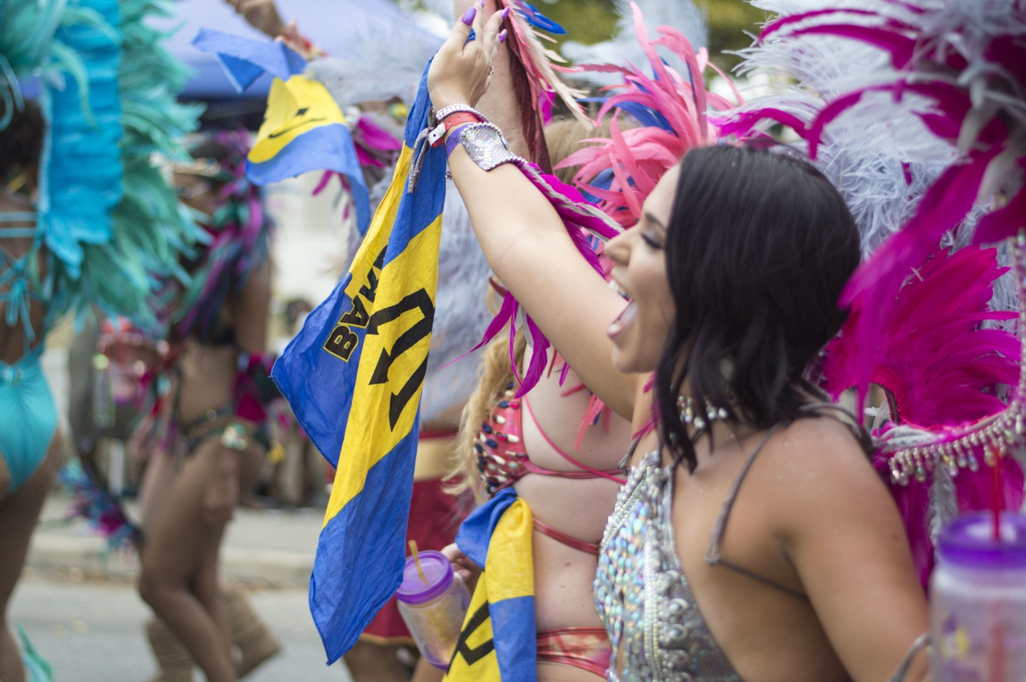 Crop Over in Barbados put carnival style front and center