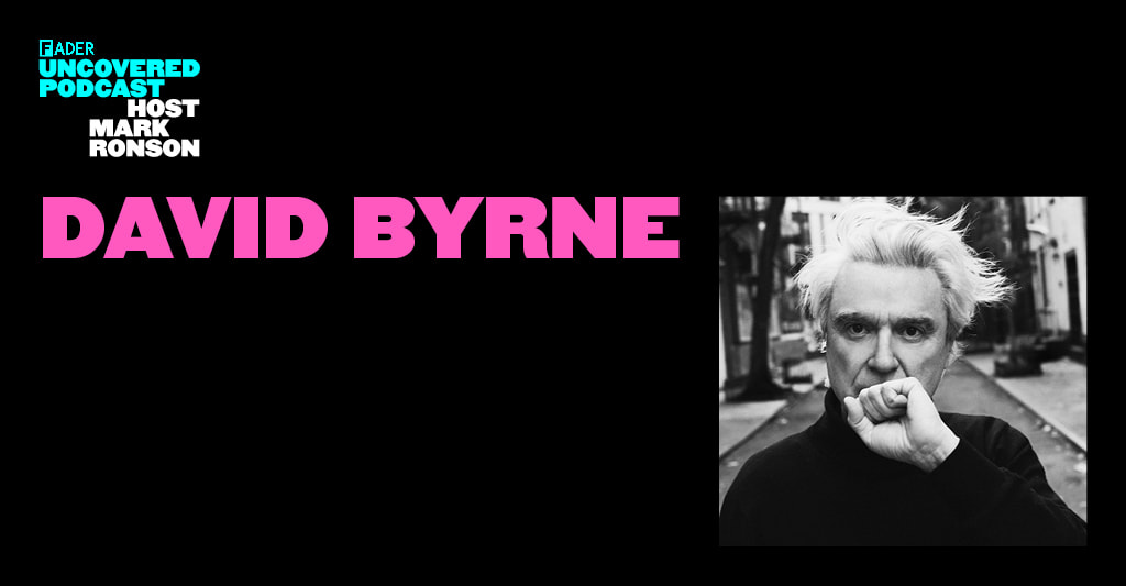 David Byrne on a lifetime of innovation and finding <I>American Utopia</i>