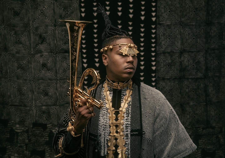 Christian Scott aTunde Adjuah looks back from jazz's future