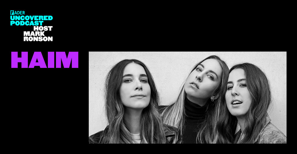 HAIM on tears at <I>SNL</i>, London memories, and making Paul Thomas Anderson their muse