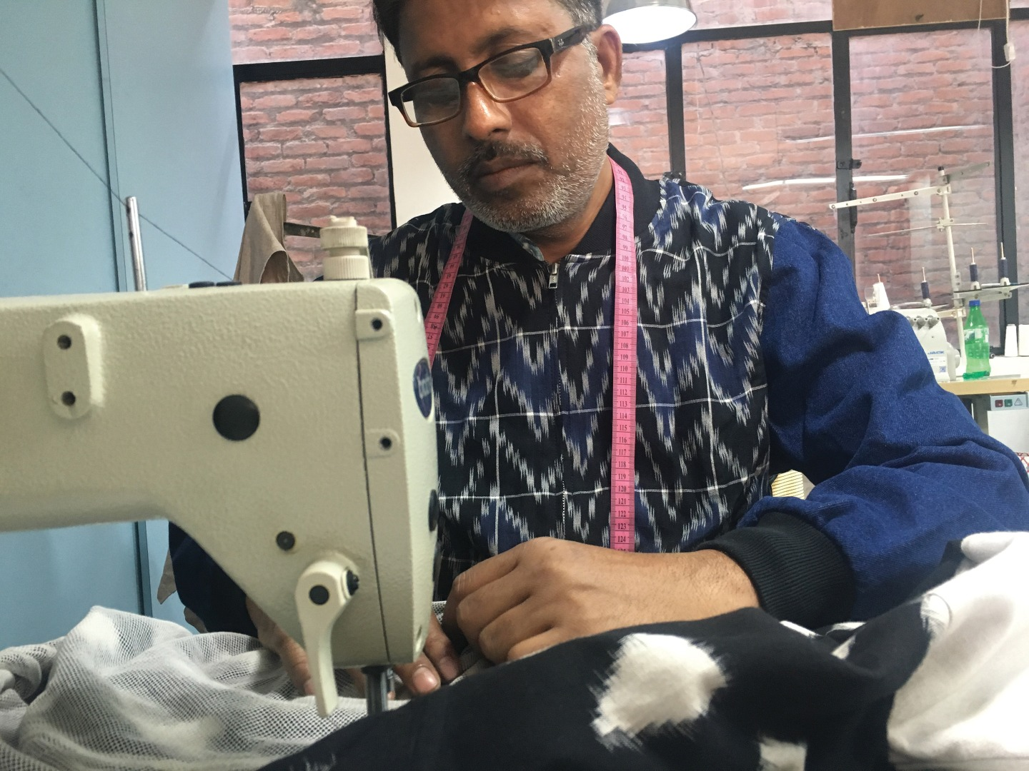 How This Hoodie Was Made, From Toronto To Bombay