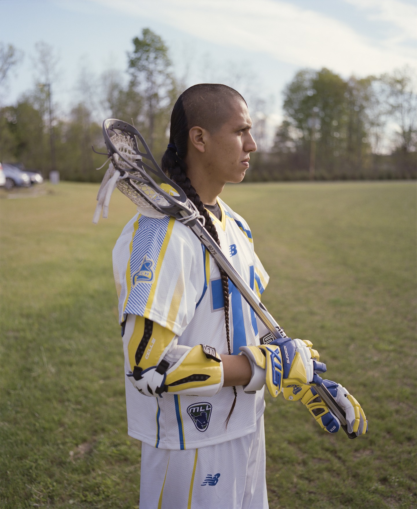 Meet Lyle Thompson, The Pro Athlete Bringing Lacrosse Back To Its Roots