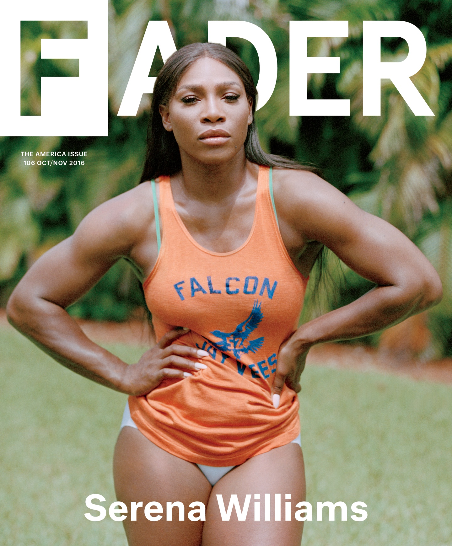 11 Things We Learned About Serena Williams From Her FADER Cover Story