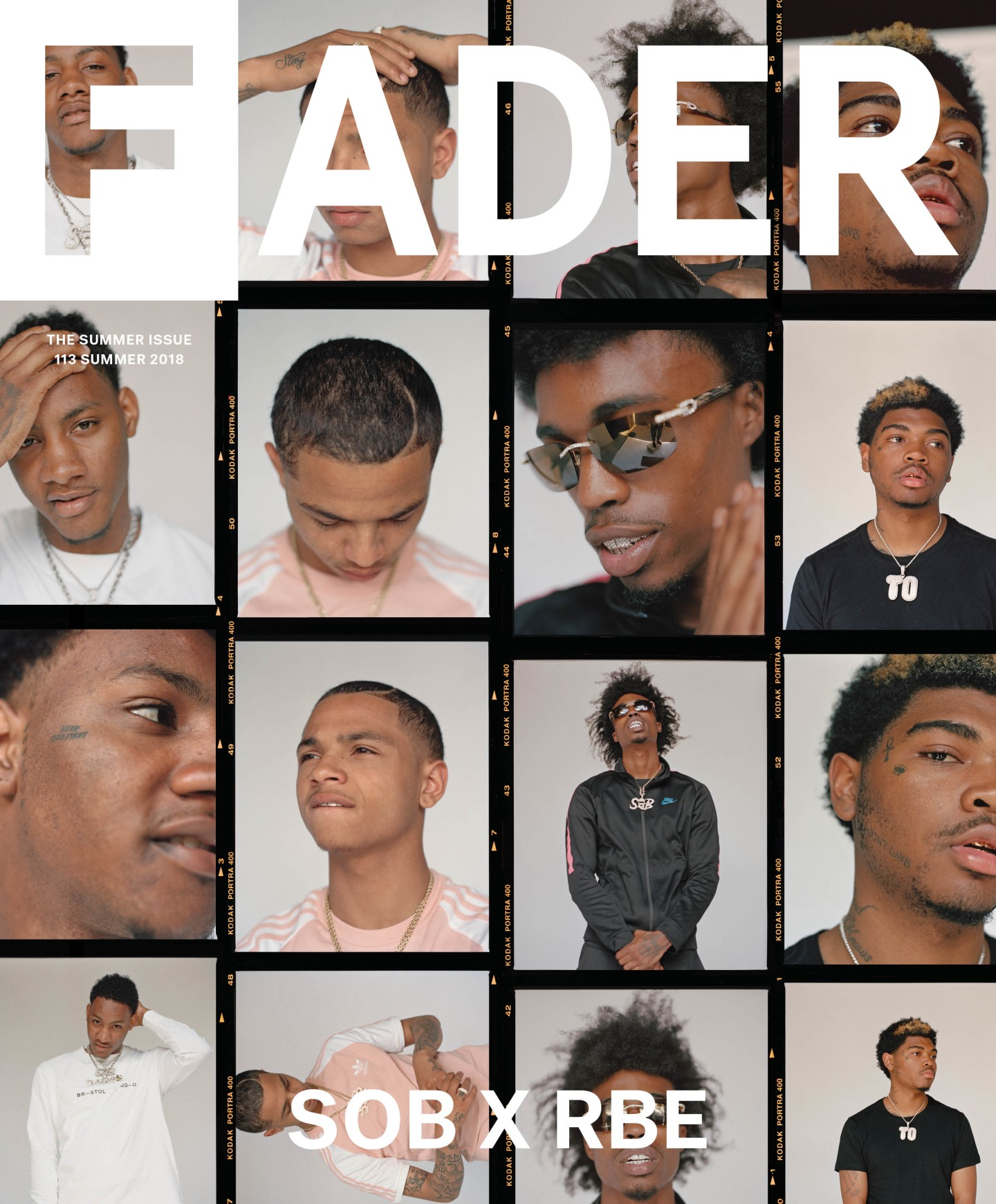 Cover Story: SOB X RBE | The FADER