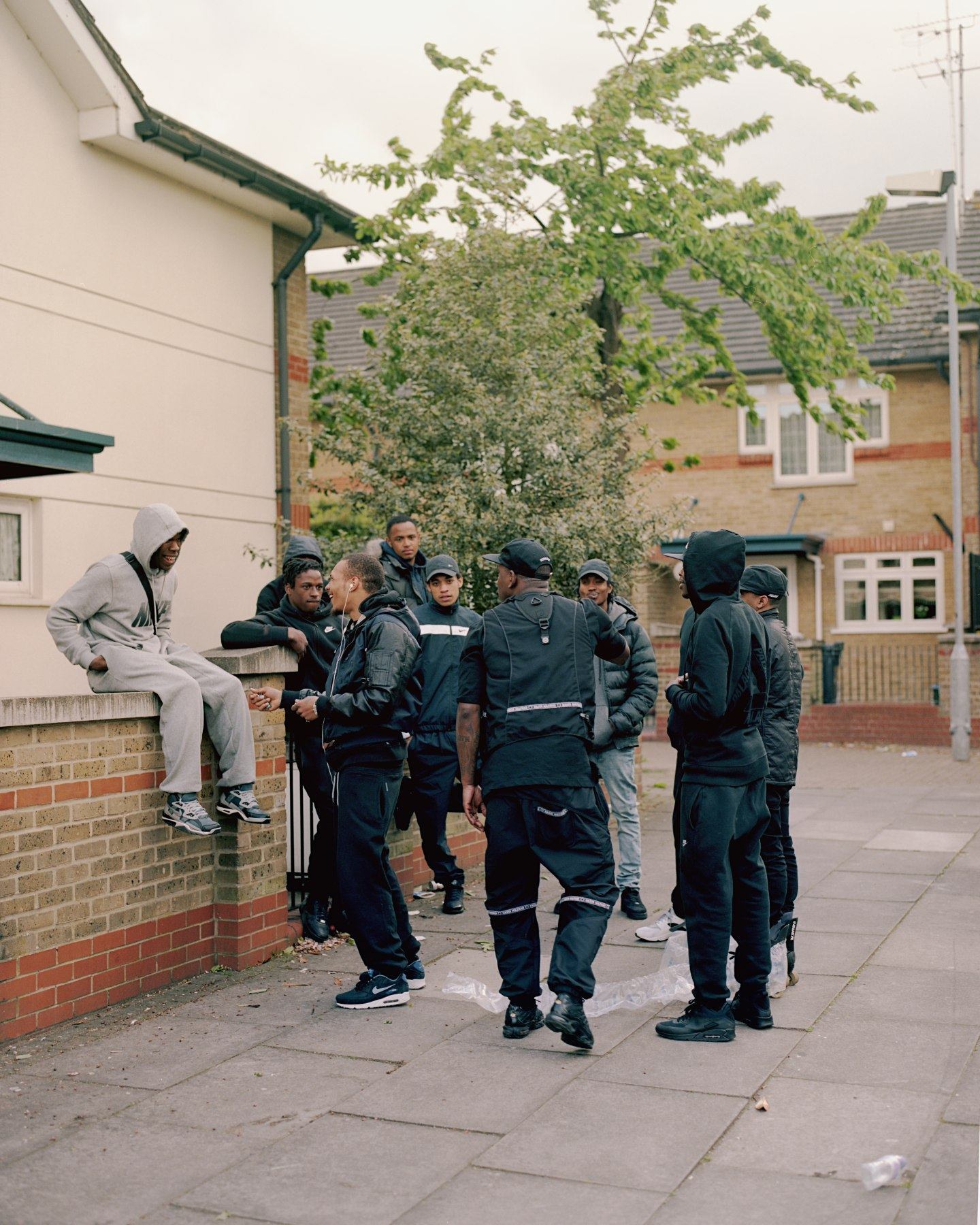How One Photographer Won Skepta Over With Veggies