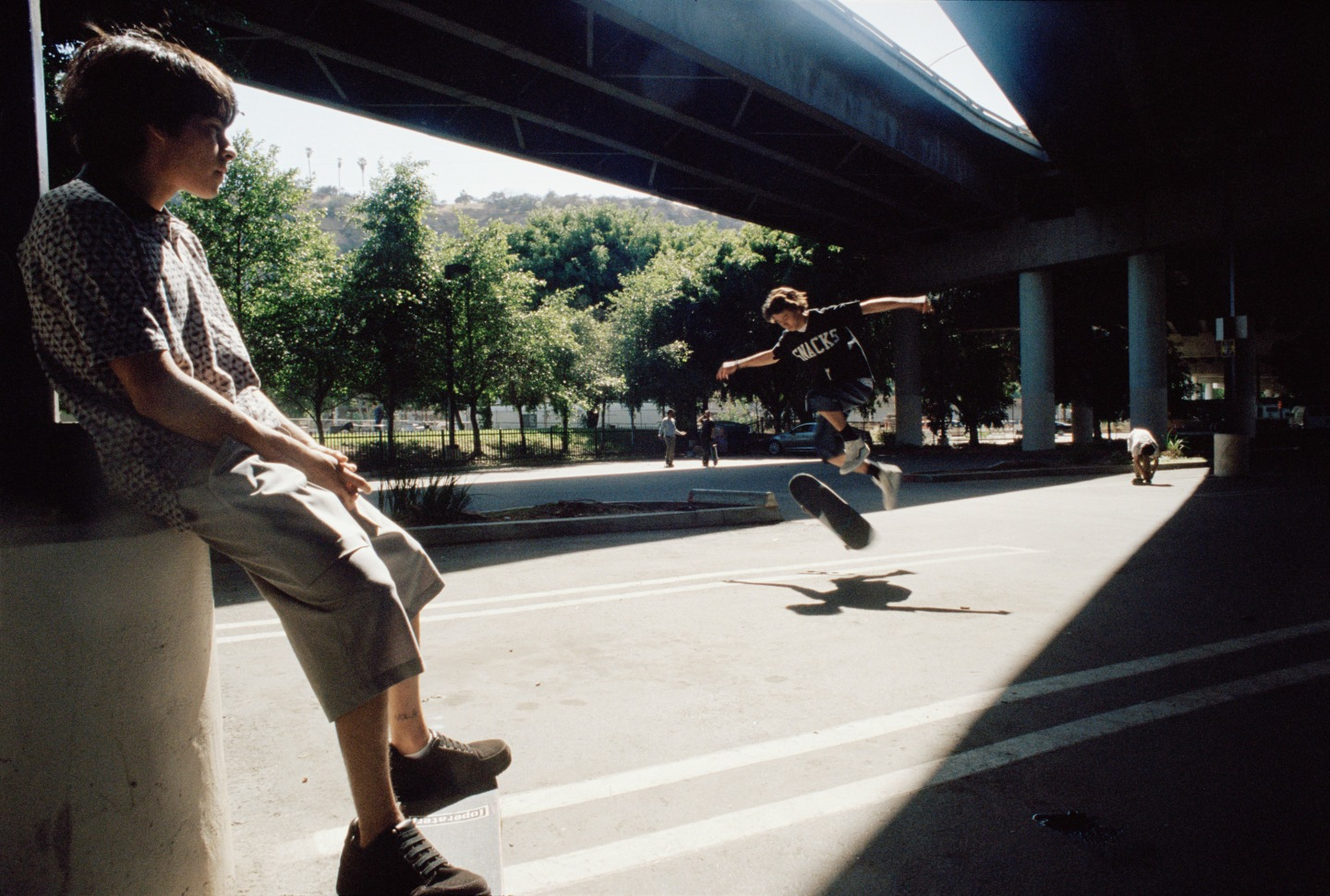 Real Skaters Wearing This Summer's Most Excellent Clothes