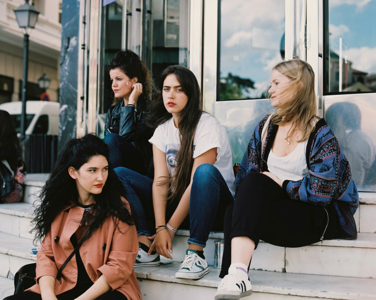 Meet Hinds, The Most Easy-Going Rock Group On Earth