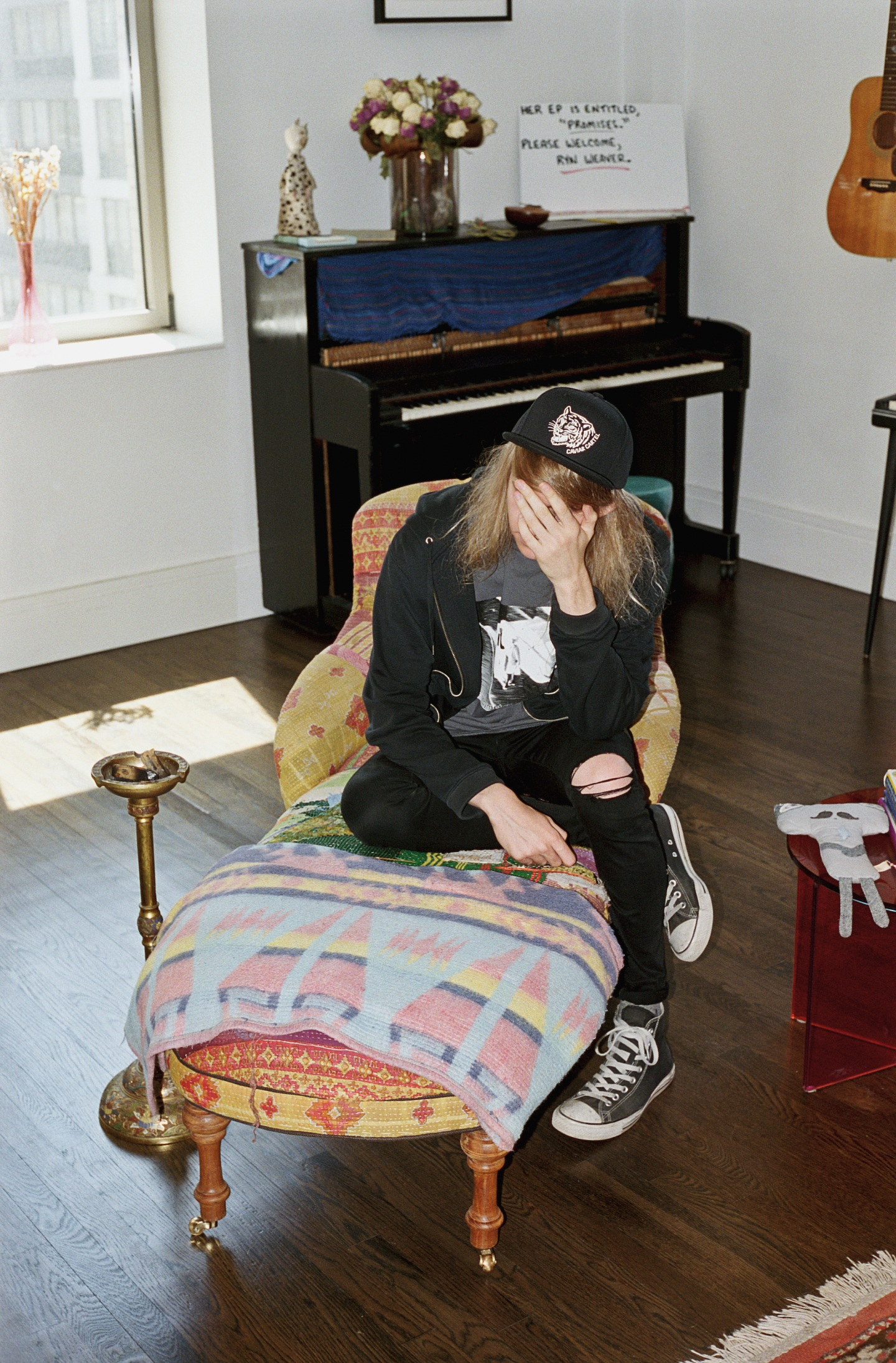 Cashmere Cat Is Finally Coming Out Of His Shell