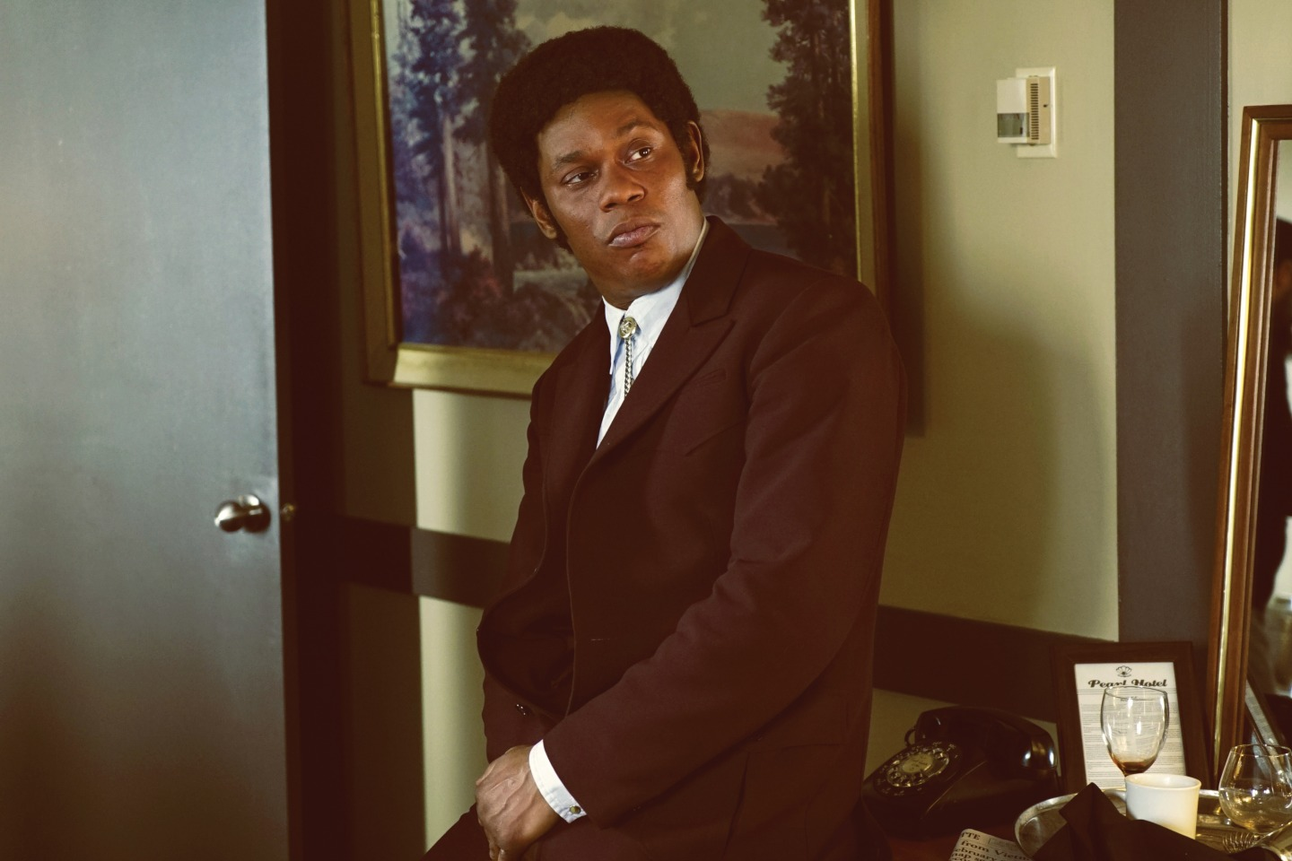 Bokeem Woodbine Was Stuck In Eastern Europe Acting in Shlock. Then He Found <i>Fargo</i>.