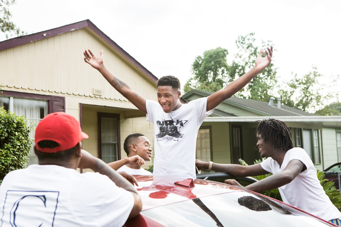 Meet NBA YoungBoy, Baton Rouge's Rawest New Rapper