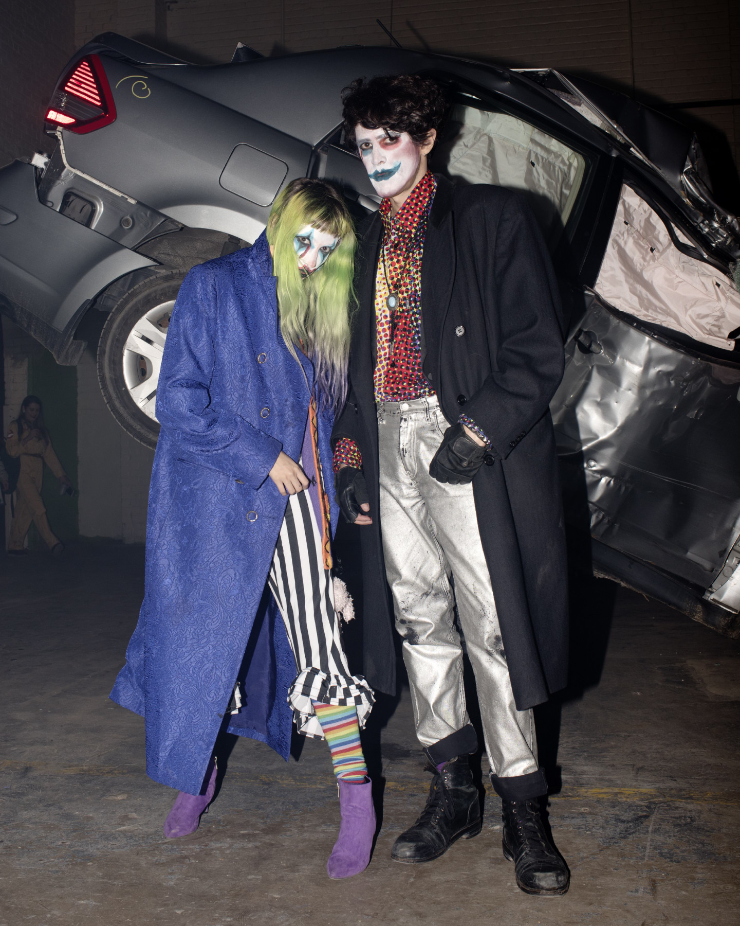 Halloween street style so good you'll wanna pull from these looks year-round