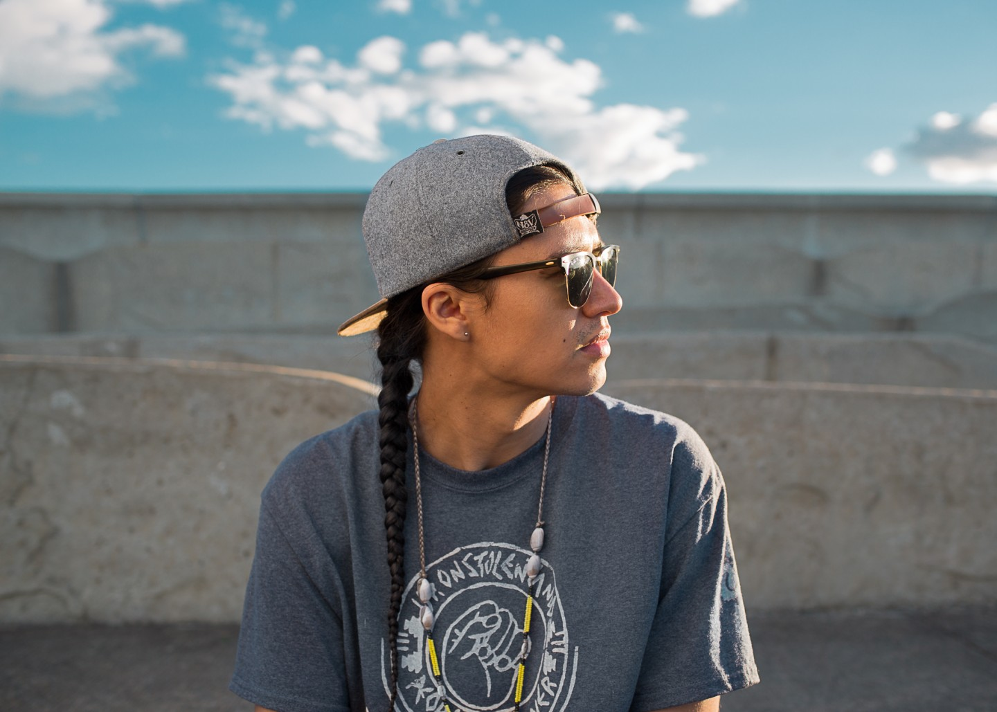 "Celebrate Indigenous Peoples' Day With Rapper Frank Waln's Anthemic ""7"""