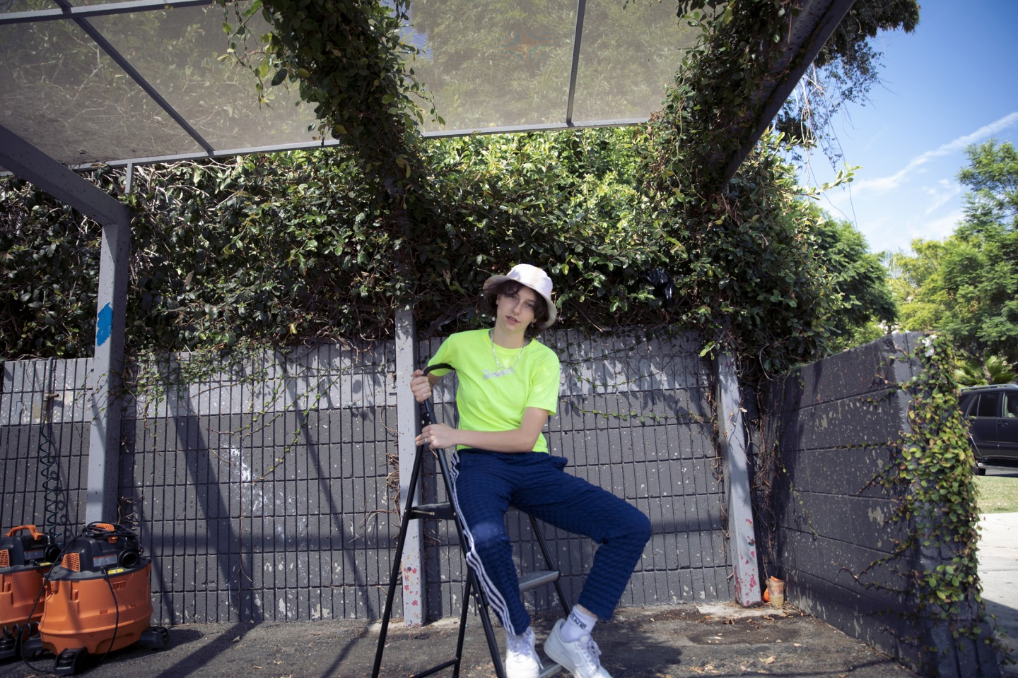 King Princess takes control
