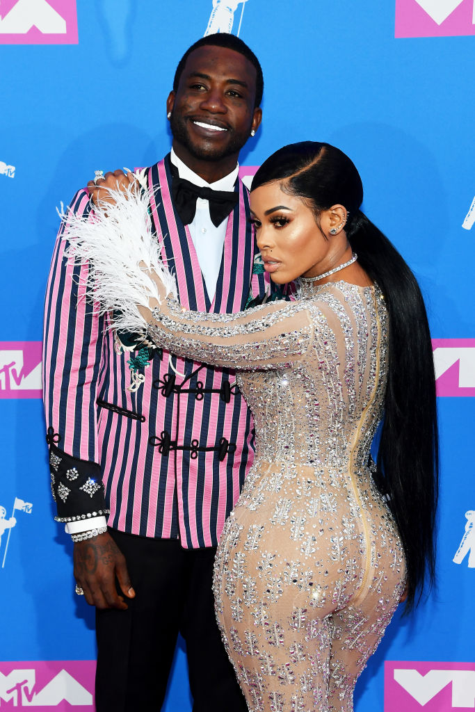 Couples ruled the 2018 VMAs red carpet
