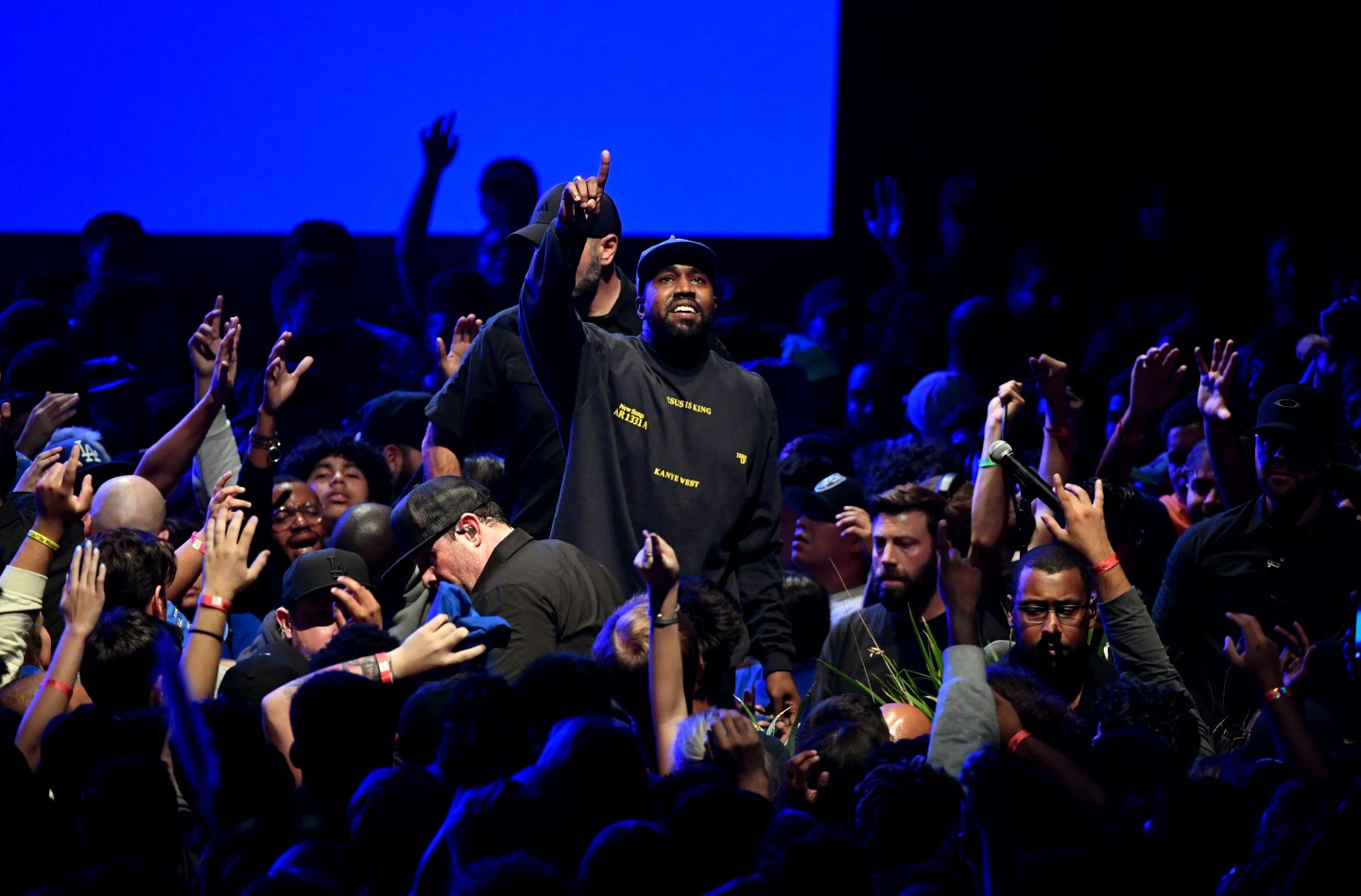 The shortcomings of Kanye West and <i>Jesus Is King</i>