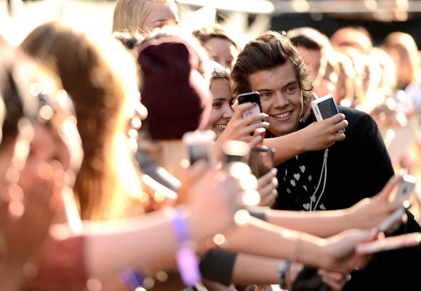 Fantasy, devotion, and a collapsed lung: On the passion of One Direction stans