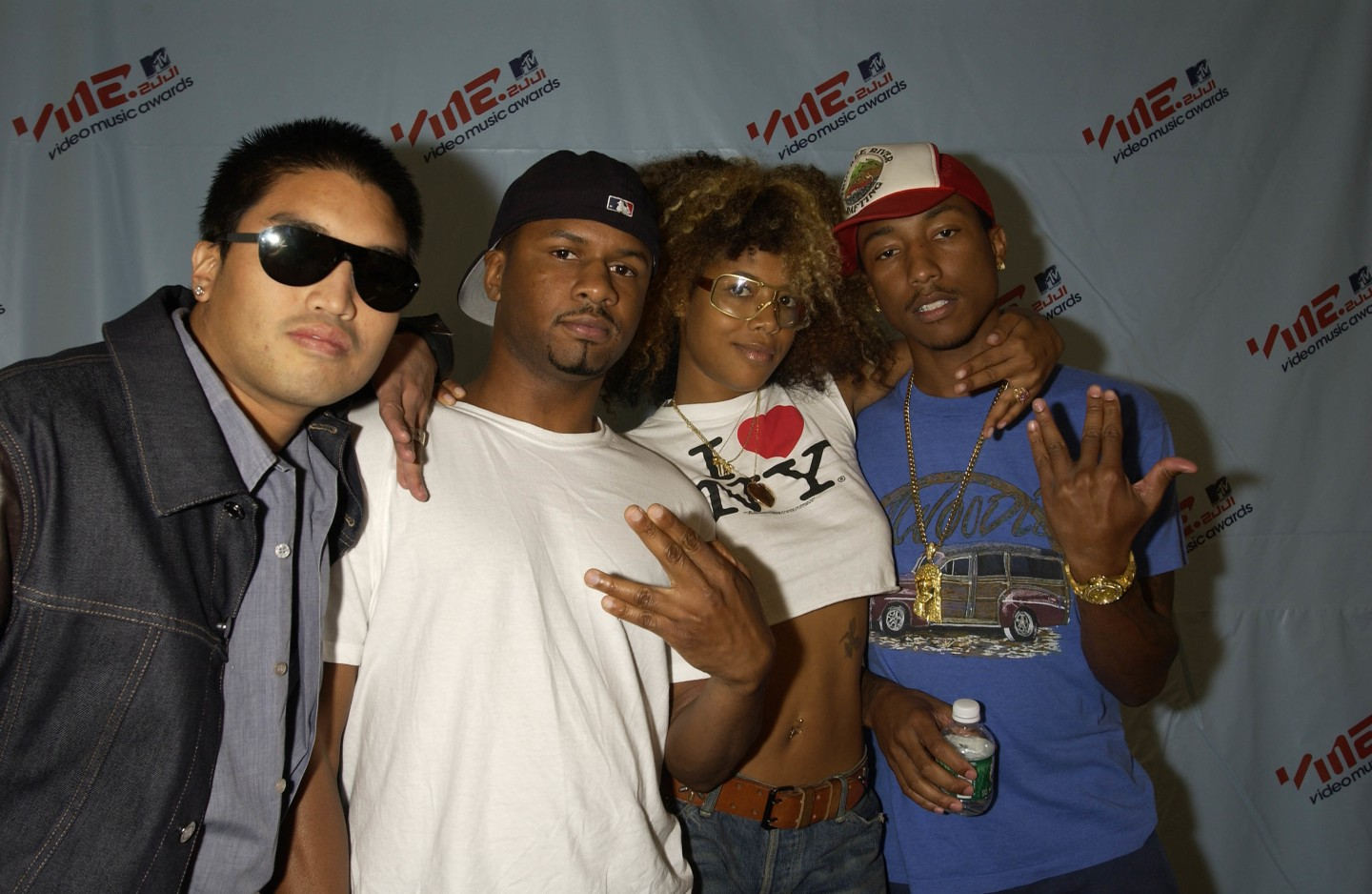 N.E.R.D.'s Shae Haley on <i>Kaleidoscope</i>, the Kelis album that started it all