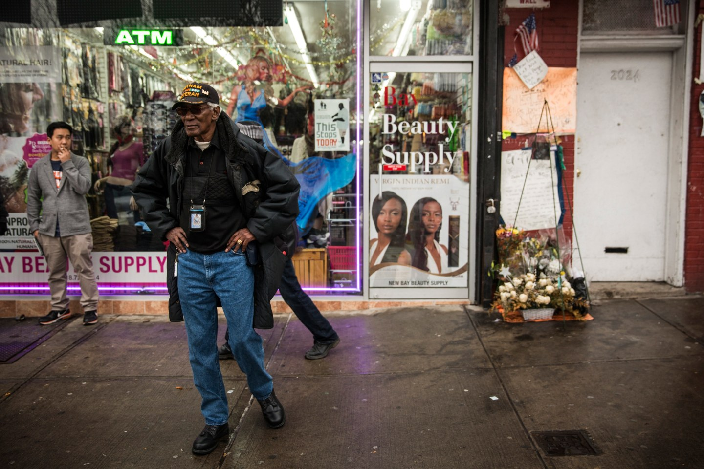 A Shakeup In The D.O.J.'s Eric Garner Investigation Offers Some Small Hope