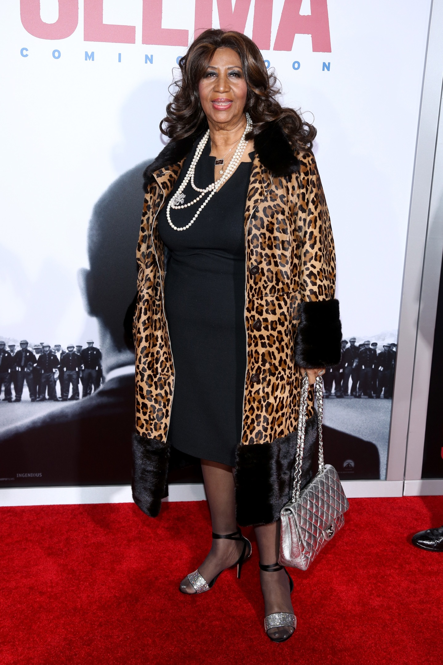 Remembering Aretha Franklin's elegantly over-the-top personal style
