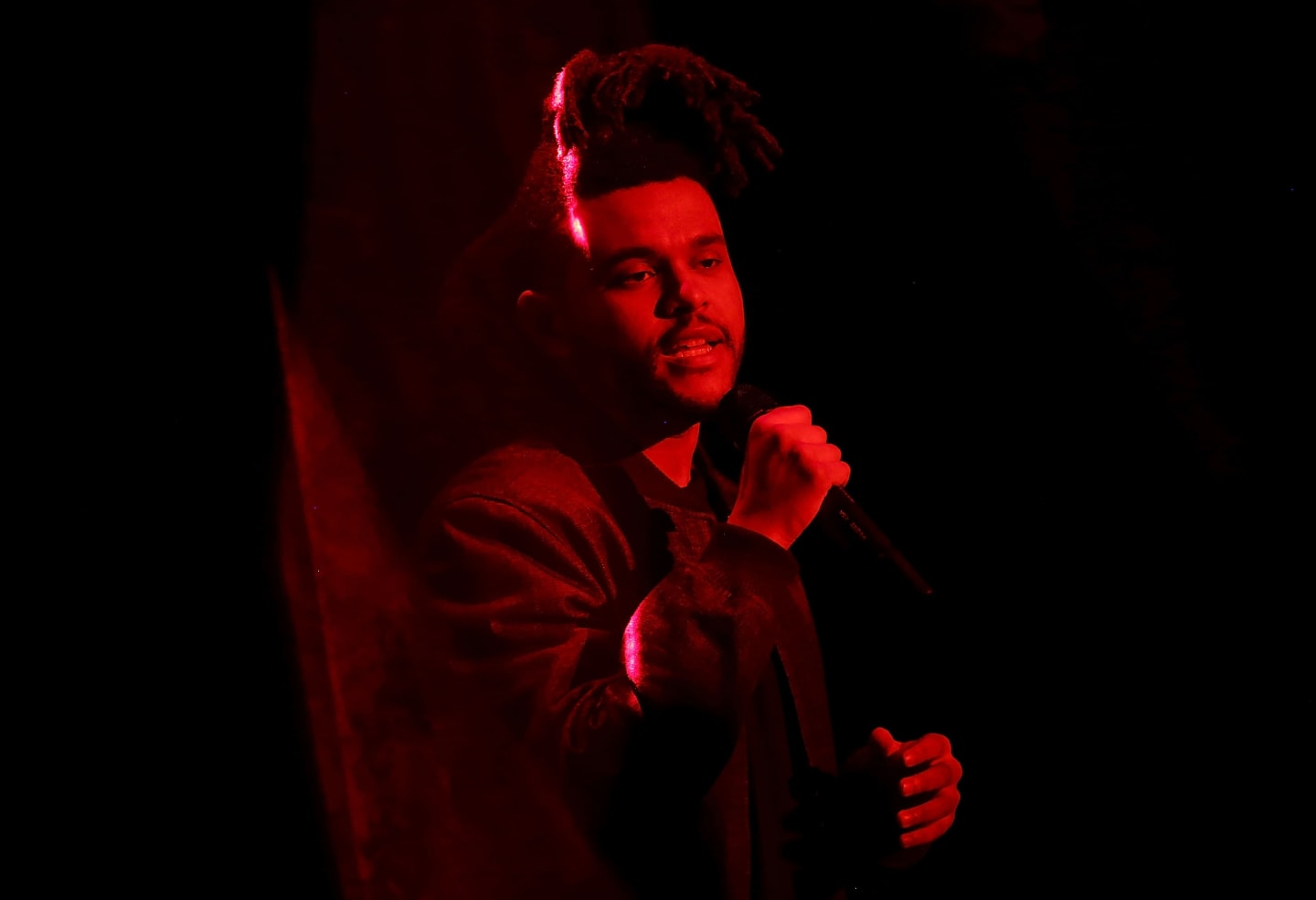 The Weeknd's A&R On His Transformation From Icy Internet Star To Pop Maven