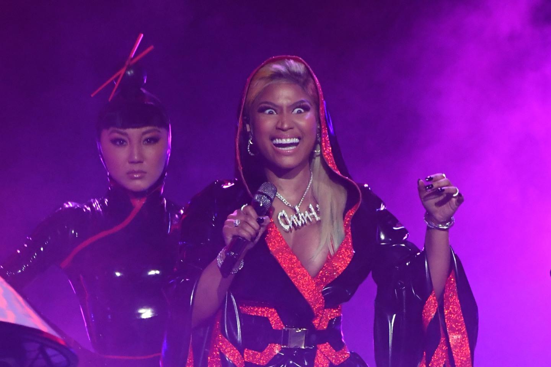 """The lyrics to Nicki Minaj's """"Barbie Dreams"""" are making everyone lose their minds"""
