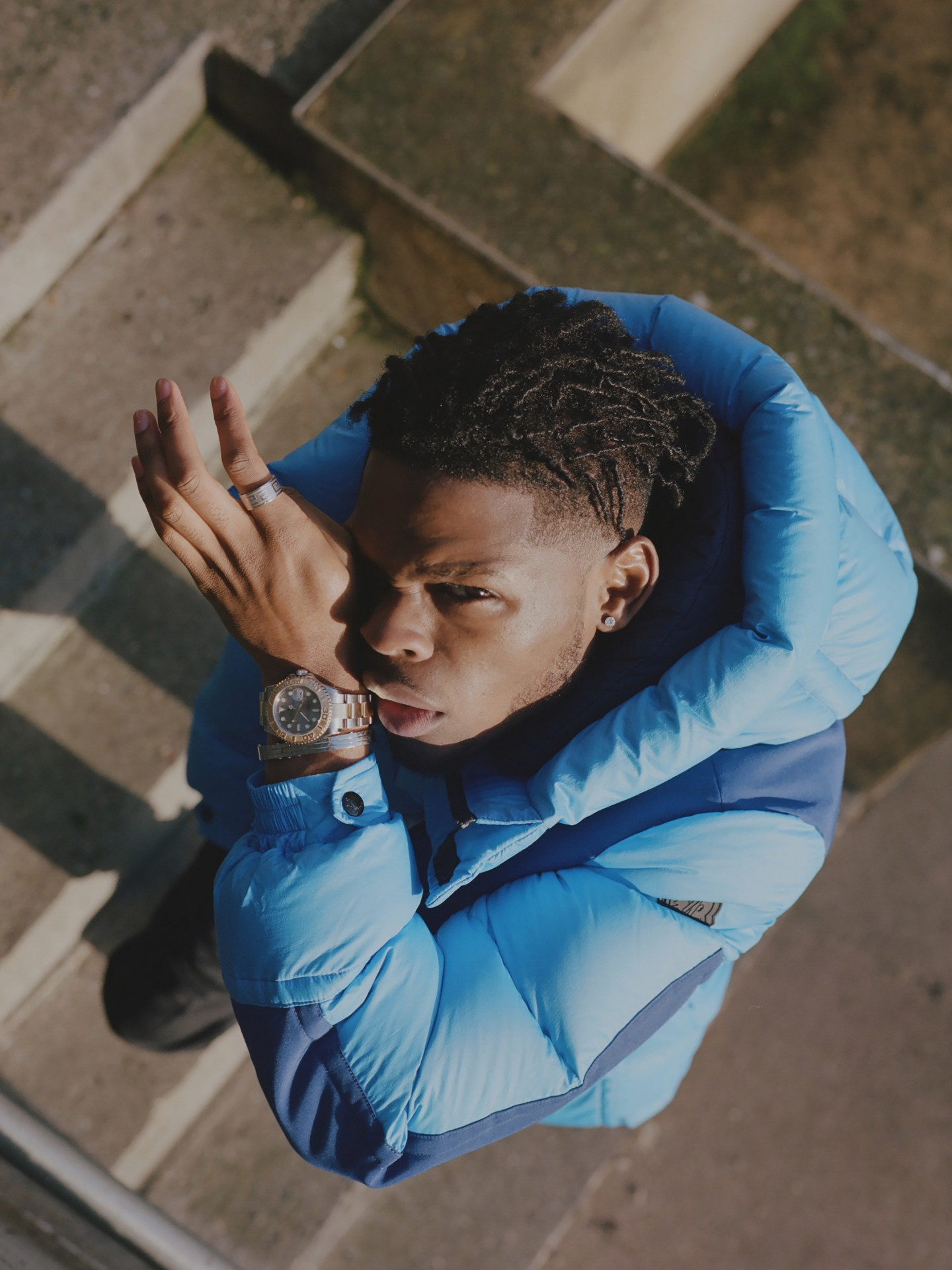 Yxng Bane Conquered His Shyness By Creating Flirtatious
