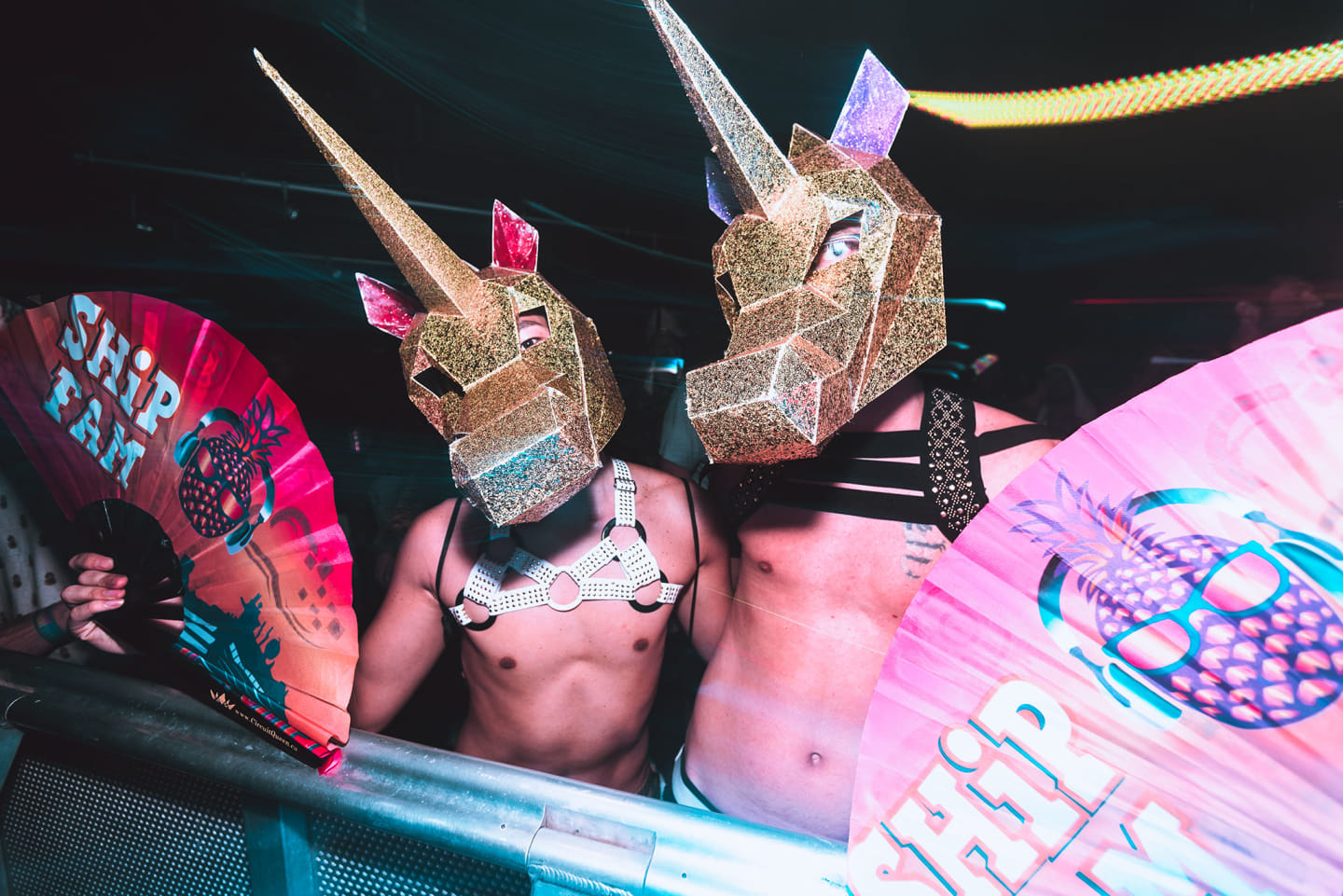 Death, grief, and designer sunglasses on an EDM cruise to nowhere