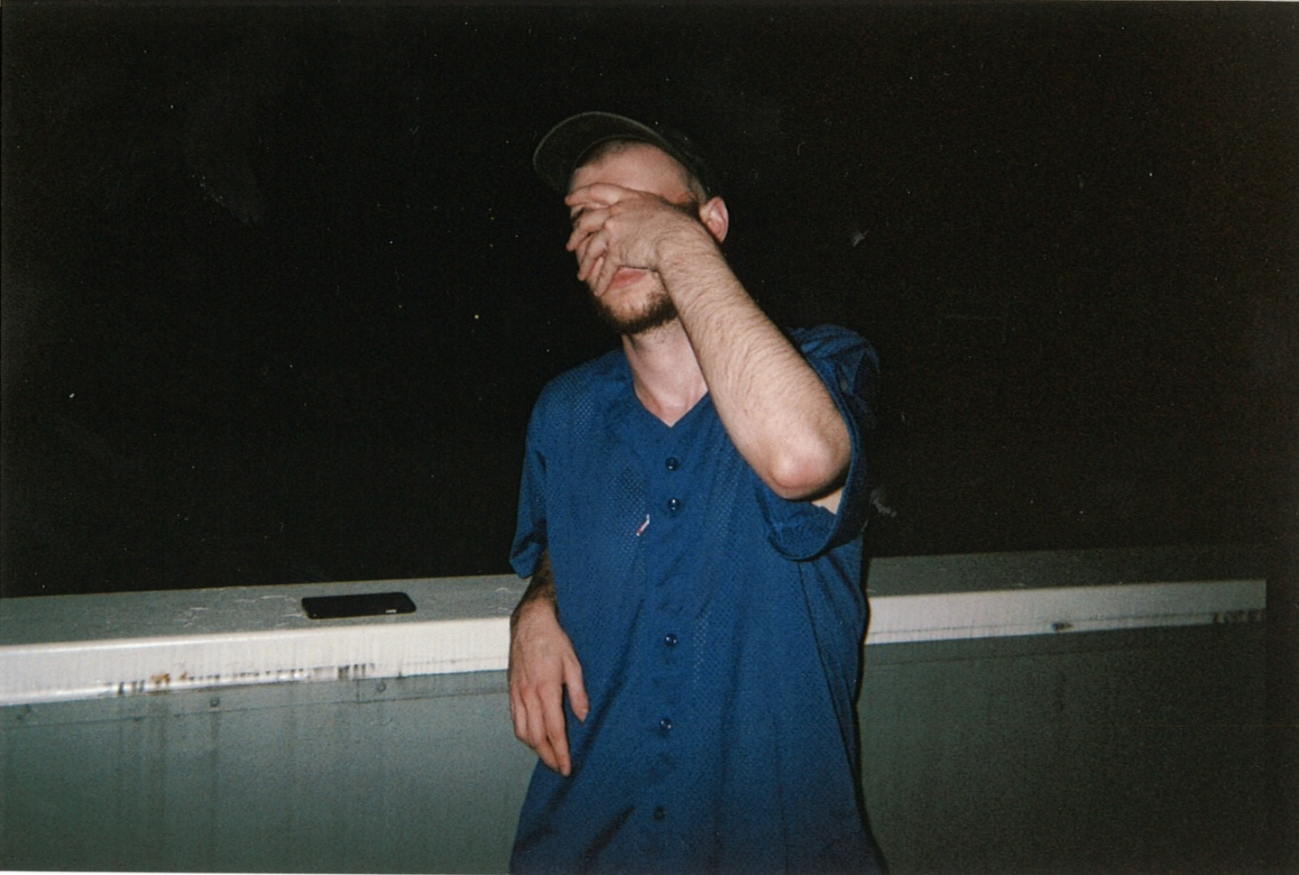 How Nightlife Anxiety Inspired Huerco S. To Make The Perfect Ambient Album