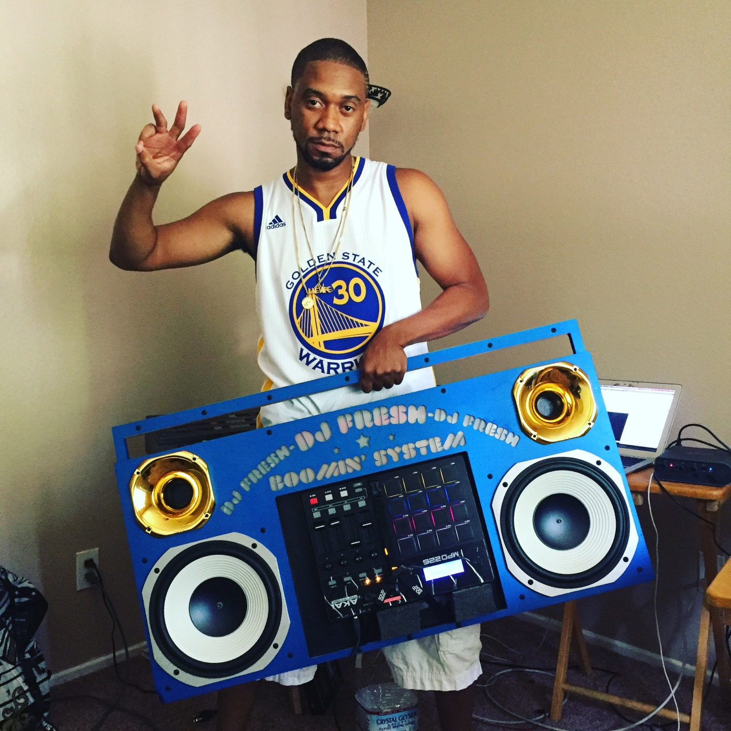Meet DJ Fresh, The Young OG Keeping Funk On The Streets