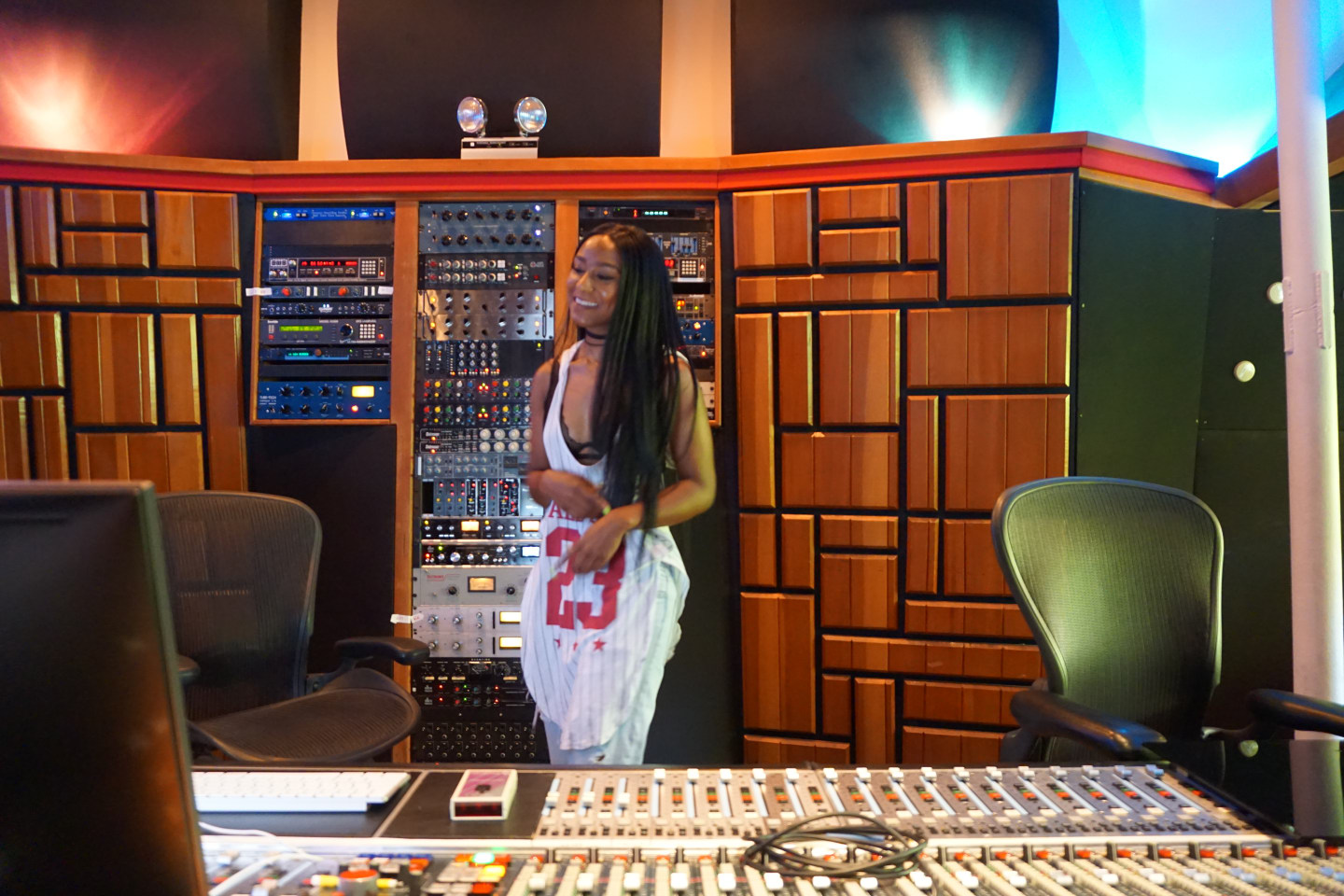 Meet Kesha Lee, The Engineer Bringing Your Favorite Atlanta Artists