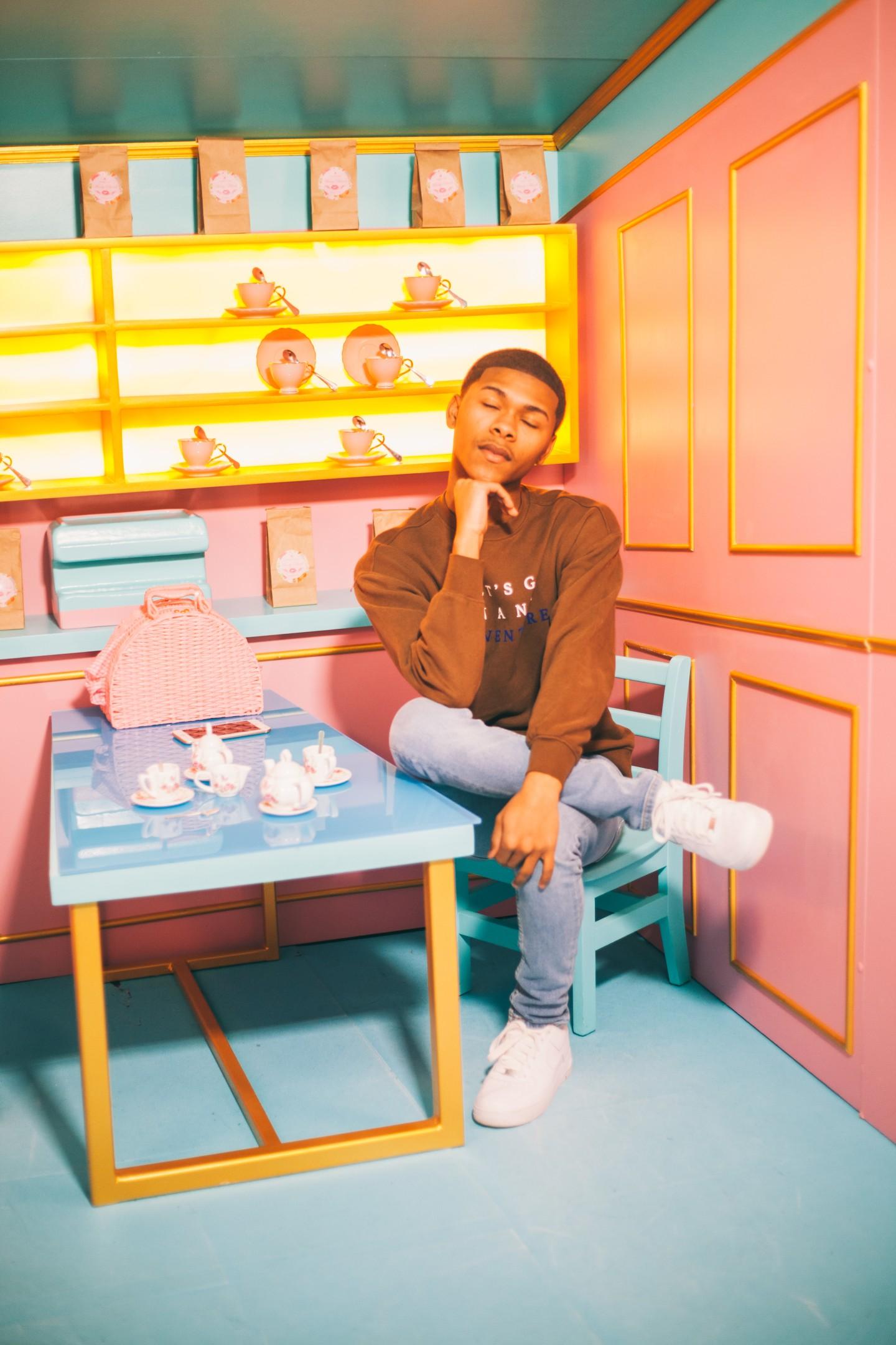 Kidd Kenn is Chicago's next teen sensation
