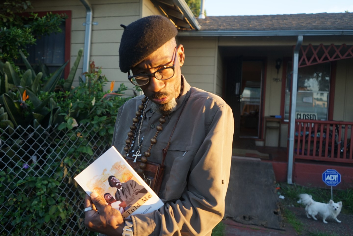 This Oakland Journalist Spent 5 Years Asking Older Black Men In His Community For Wisdom