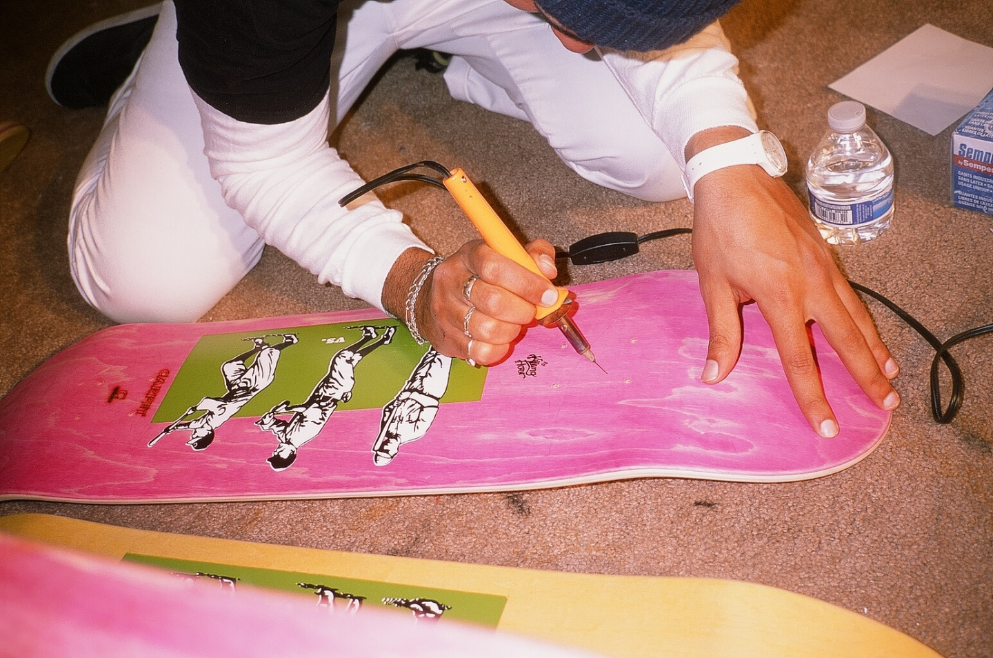 For Carpet Company, every skateboard tells a story