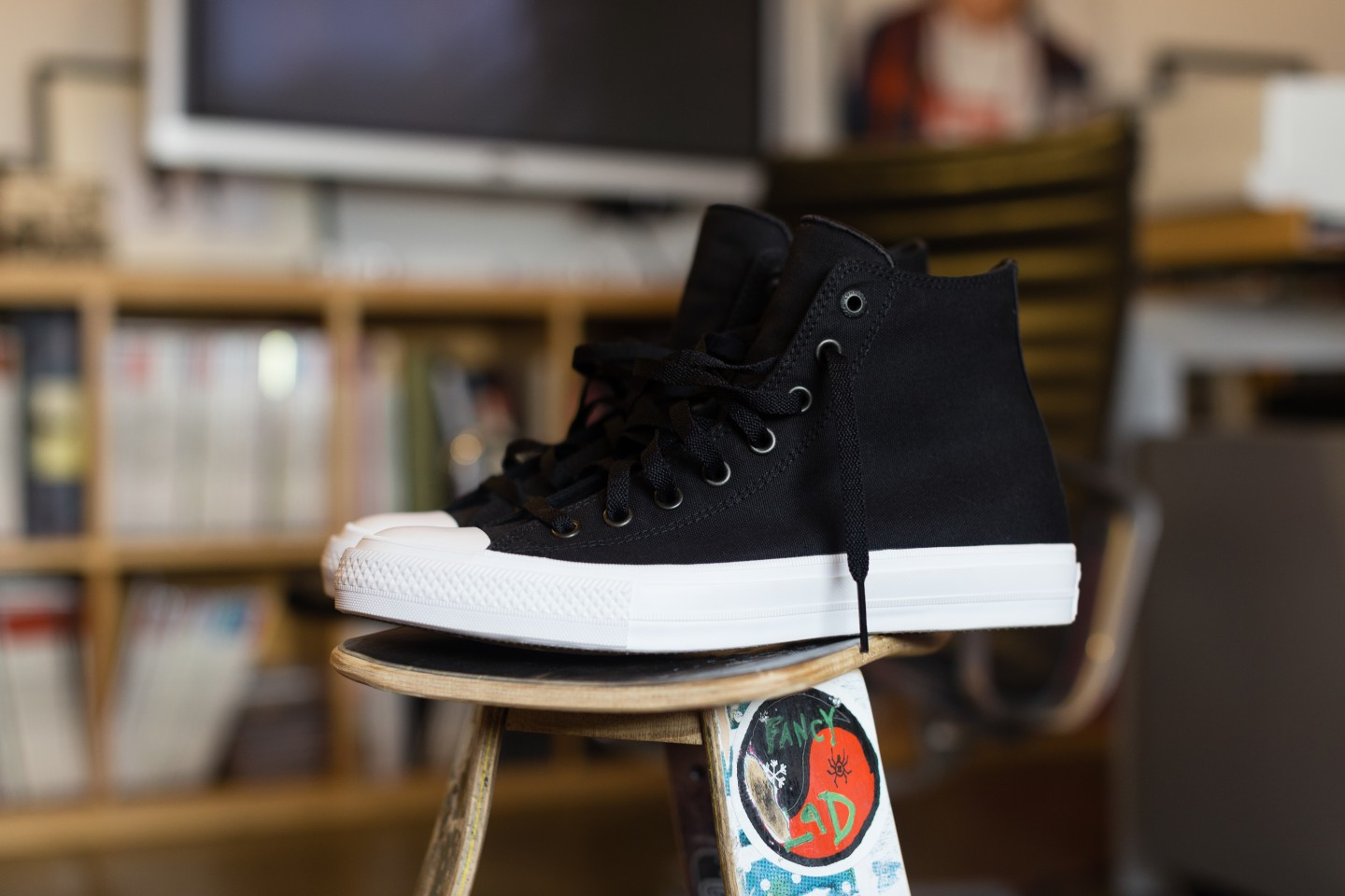 6683417a00a4 Converse Redesigned The Chuck Taylor For The First Time In A Century ...