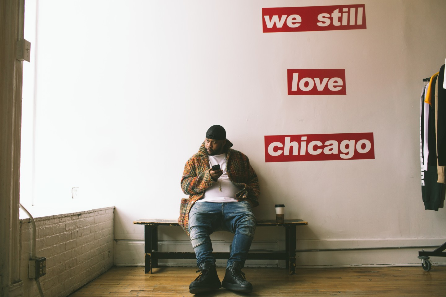 375942b83c How Joe Freshgoods And His Friends Claimed Chicago s DIY Fashion Crown