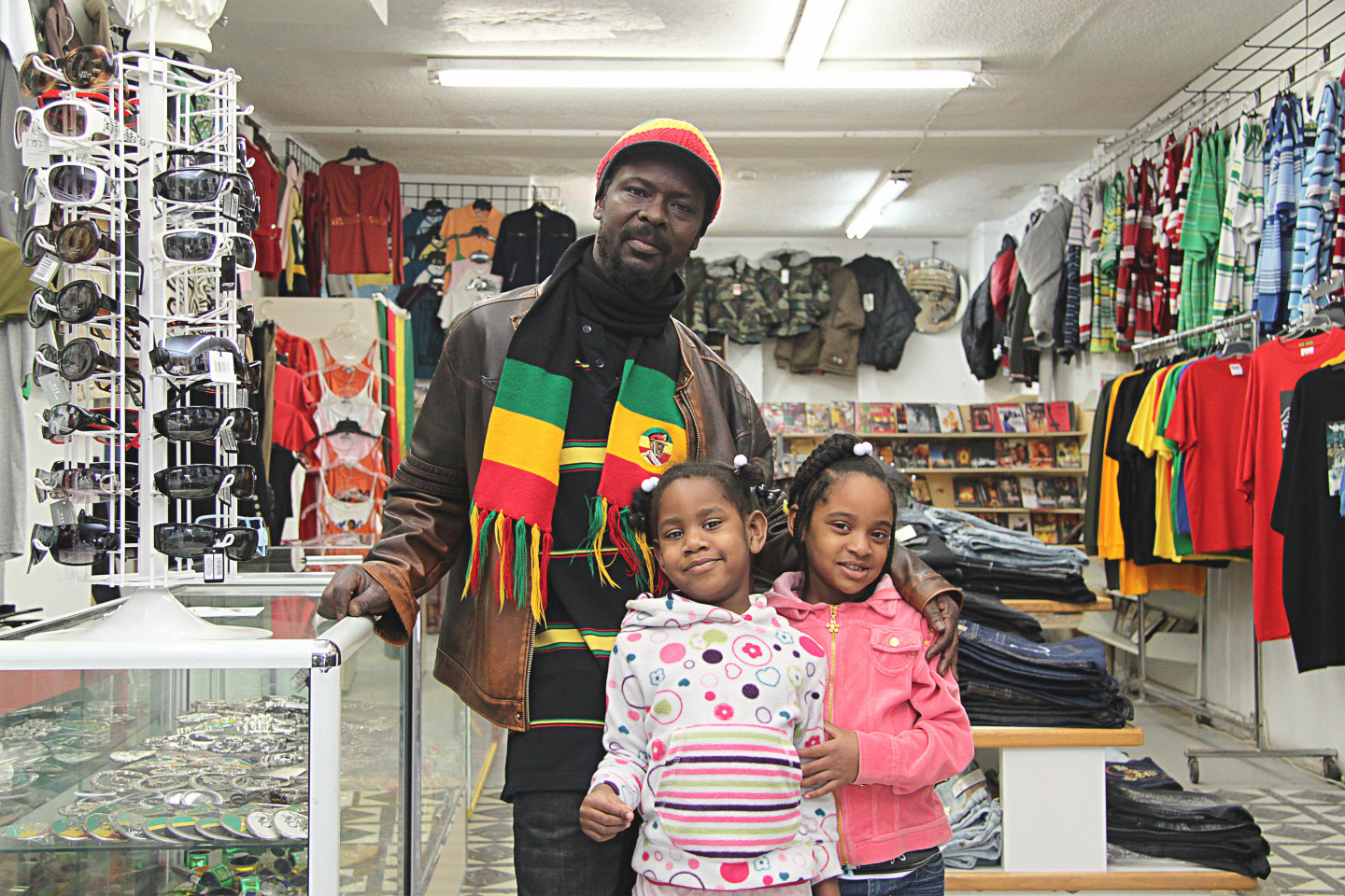 "Inside Toronto's ""Little Jamaica"""