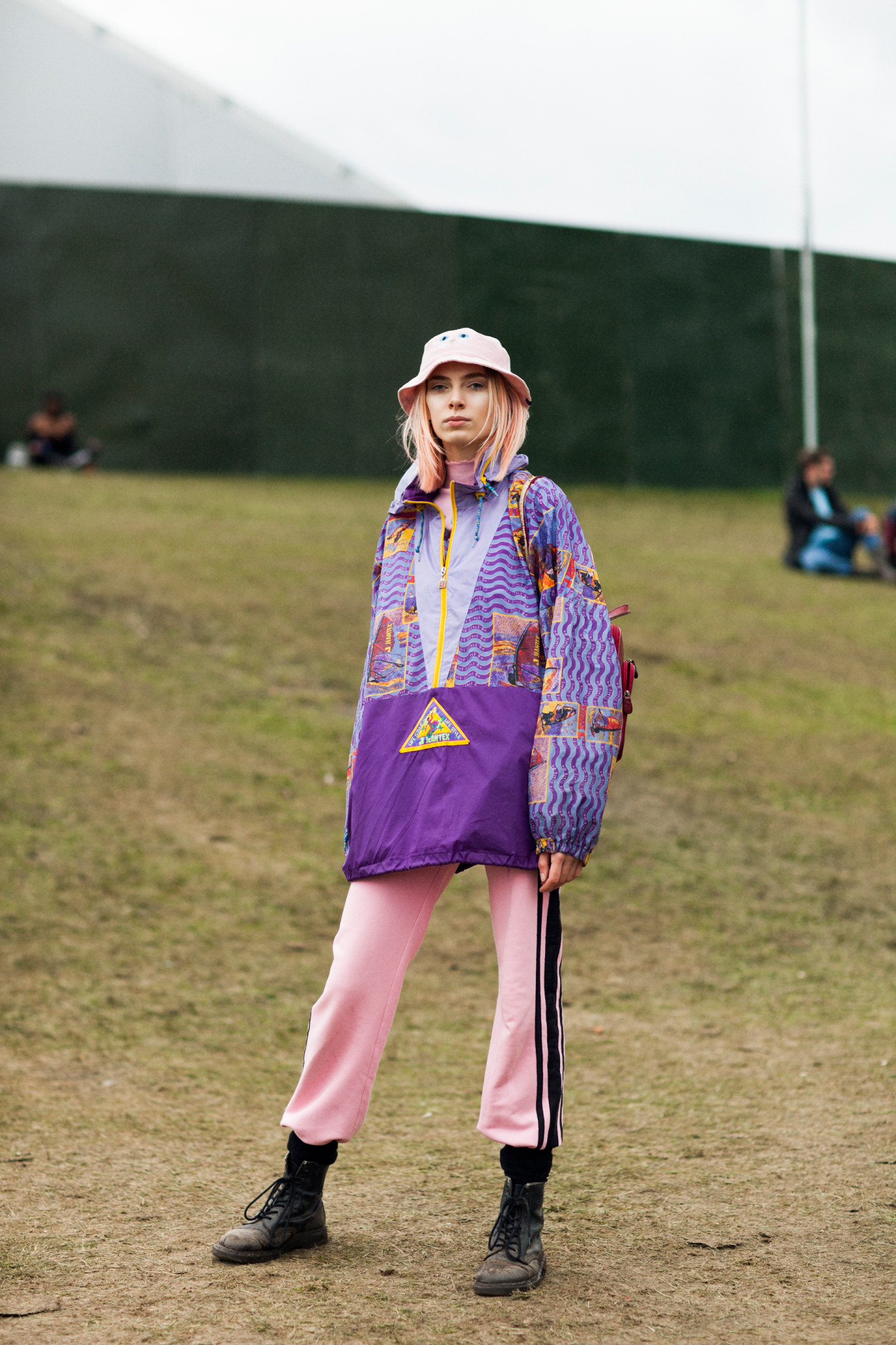 How To Stay Comfy At A Festival This Summer